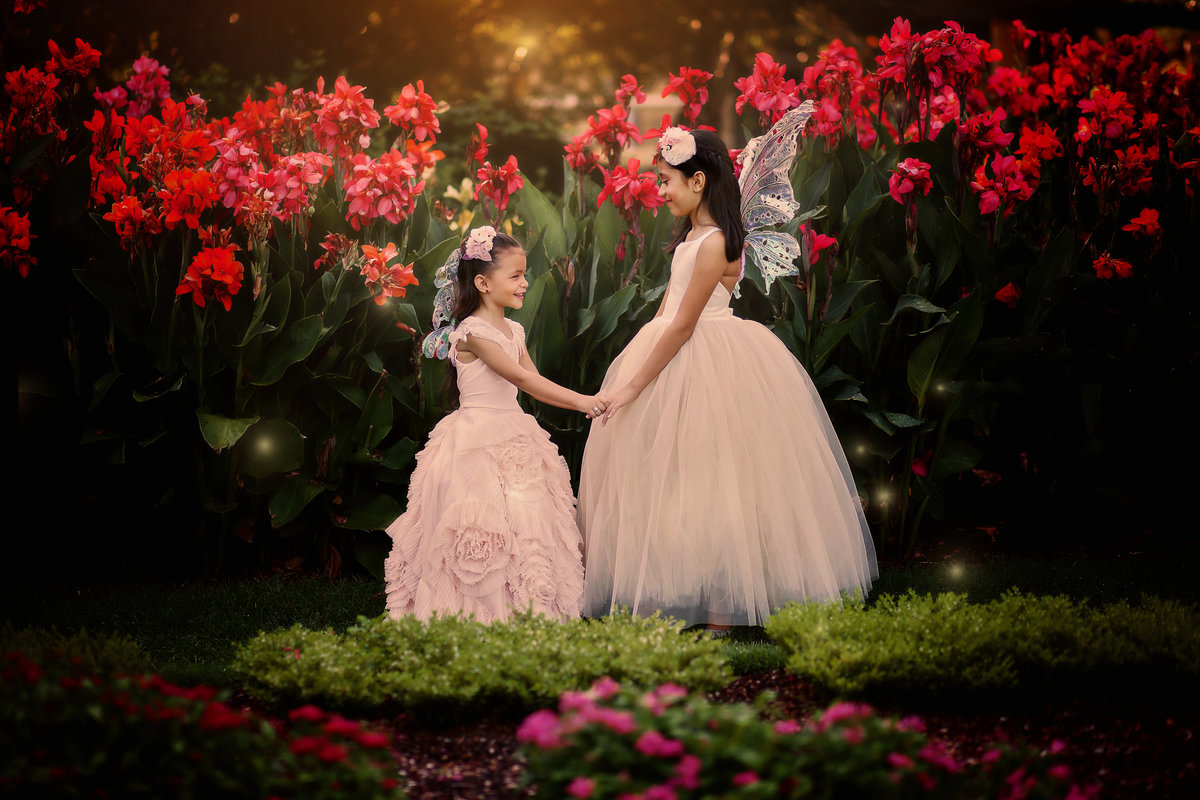 Sisters-Fairies-Dallas Arboretum-Summer.jpg