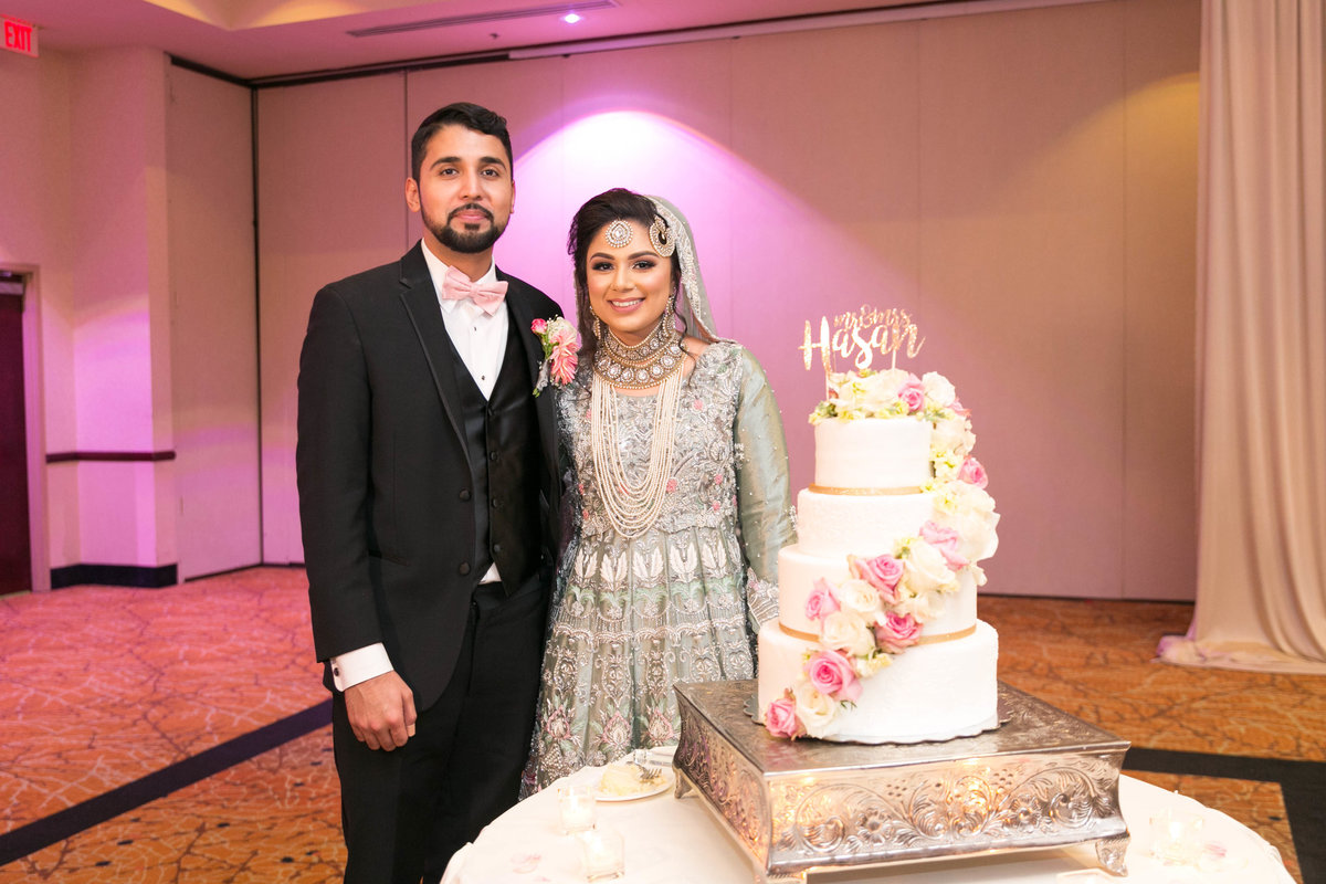 Shireen and Shabaz Reception Event -177