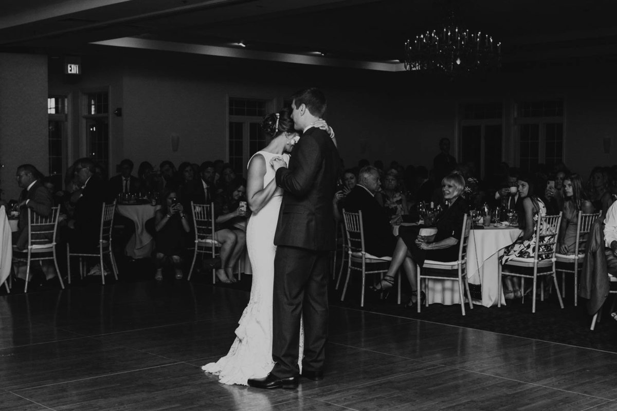 first-dance-bride-and-groom-ruffled-feathers-golf-club-lemont-il-adventurous-wedding-photographer-2