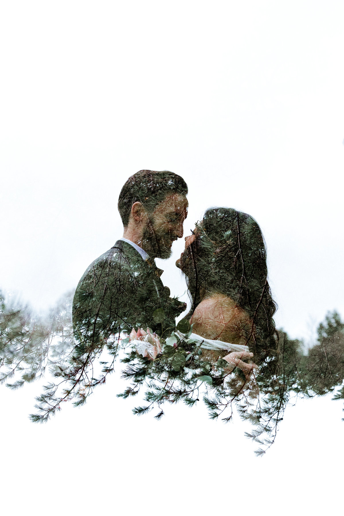 Double-Exposure-Wedding-Portraits