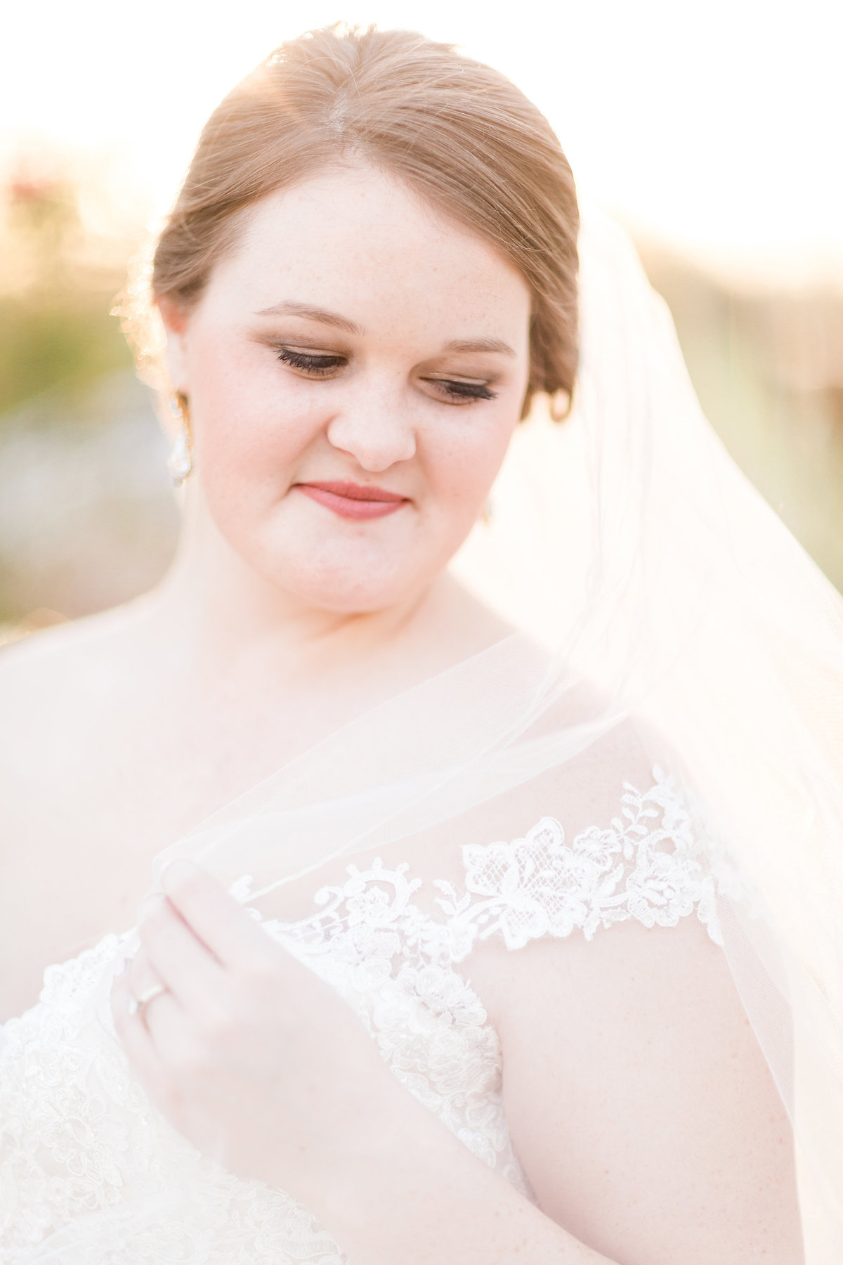 Festival Hill Round Top Texas Bridal Portraits