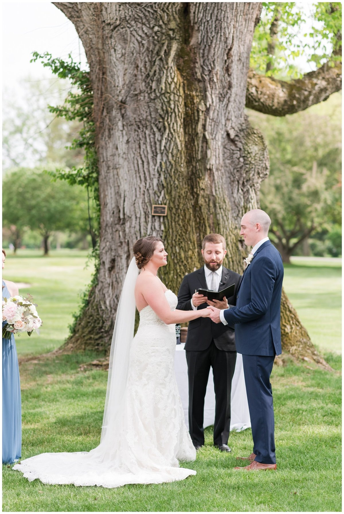 columbus ohio wedding photos brookside golf and country club outdoor wedding_0079