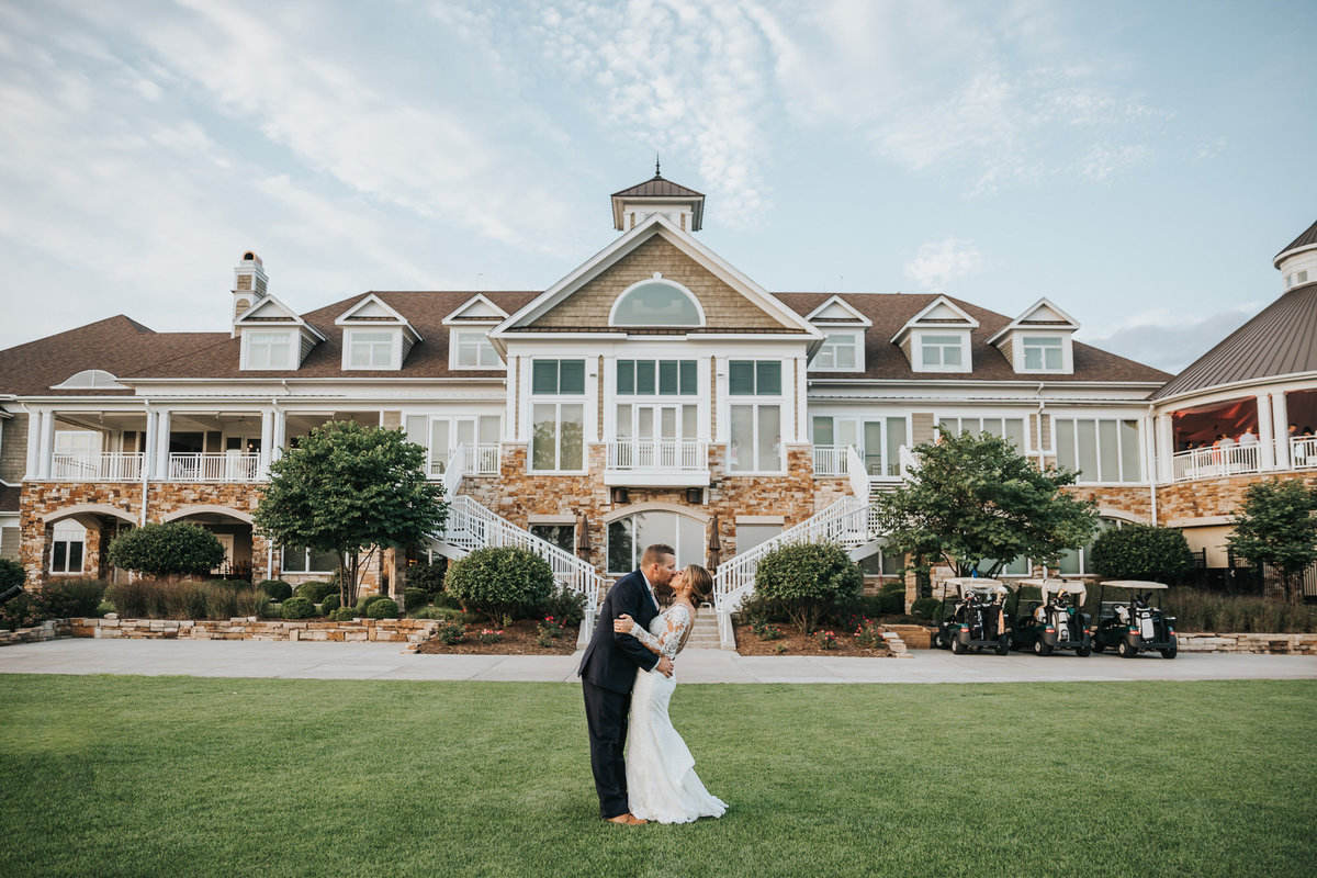 Glen Oaks Country Club Wedding in Des Moines IA
