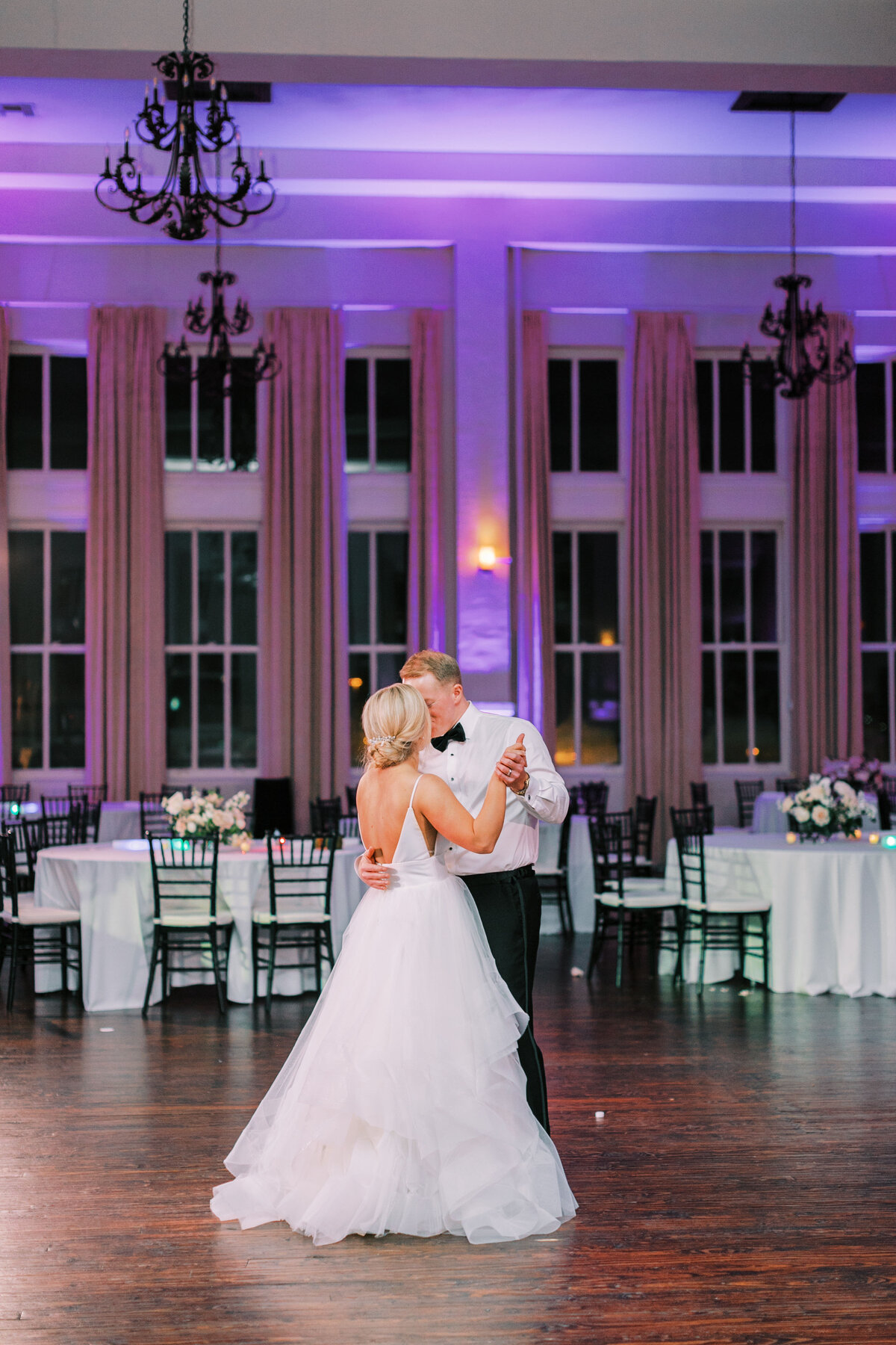 Classic Dallas Wedding at the Room on Main (40)