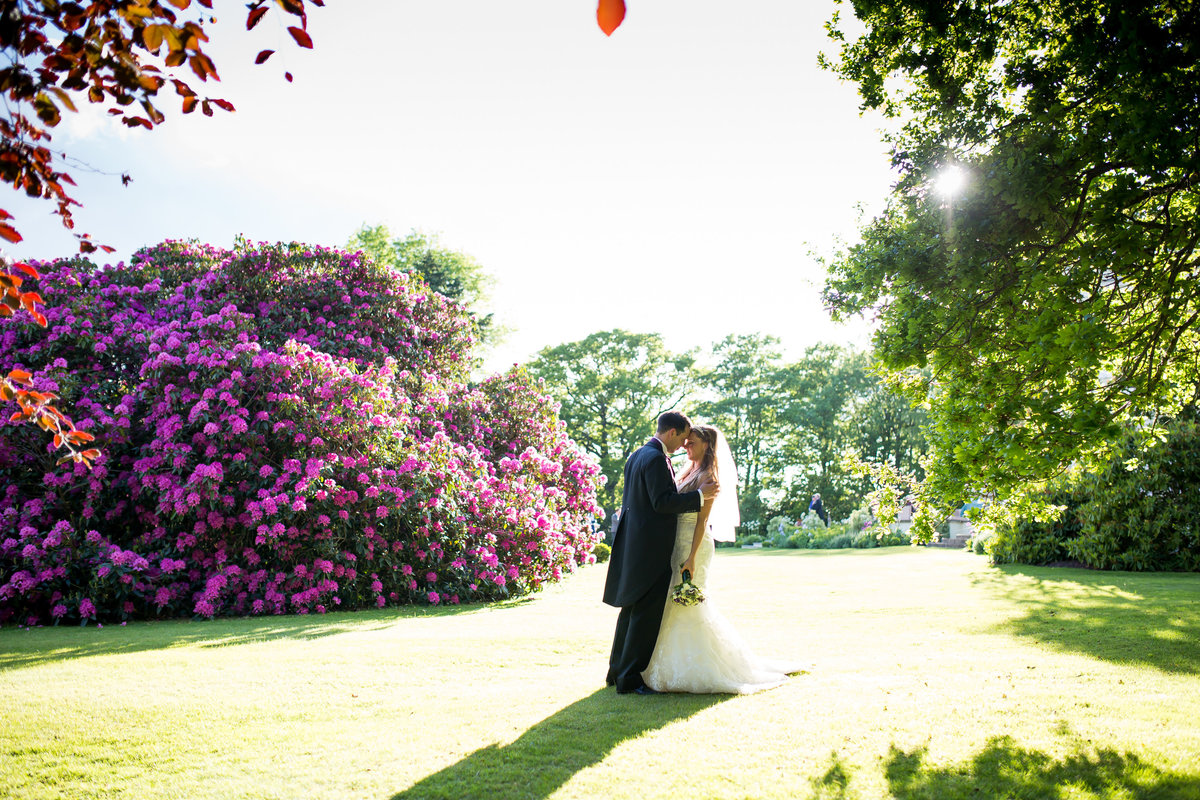 wedding photography at deer park devon