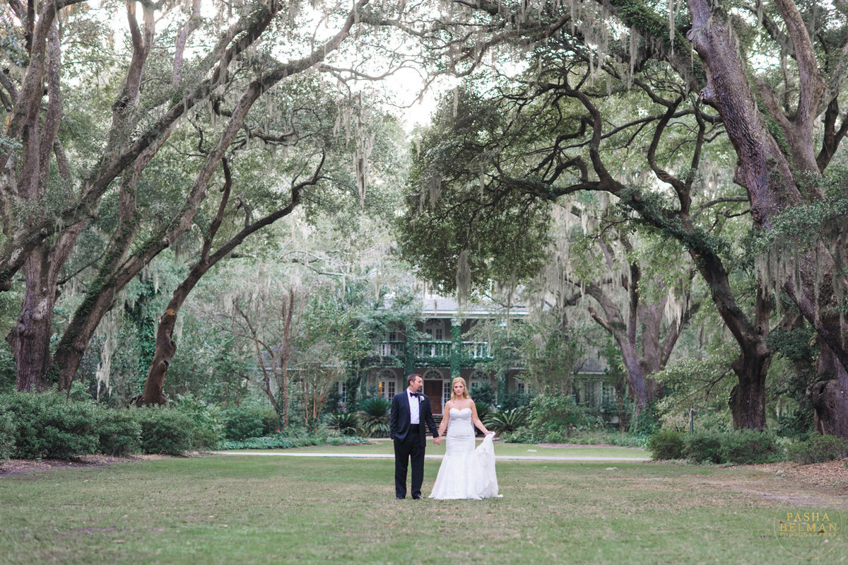 Wachesaw Plantation Wedding Photography - Weddings at Wachesaw Plantation in Murrells Inlet-1