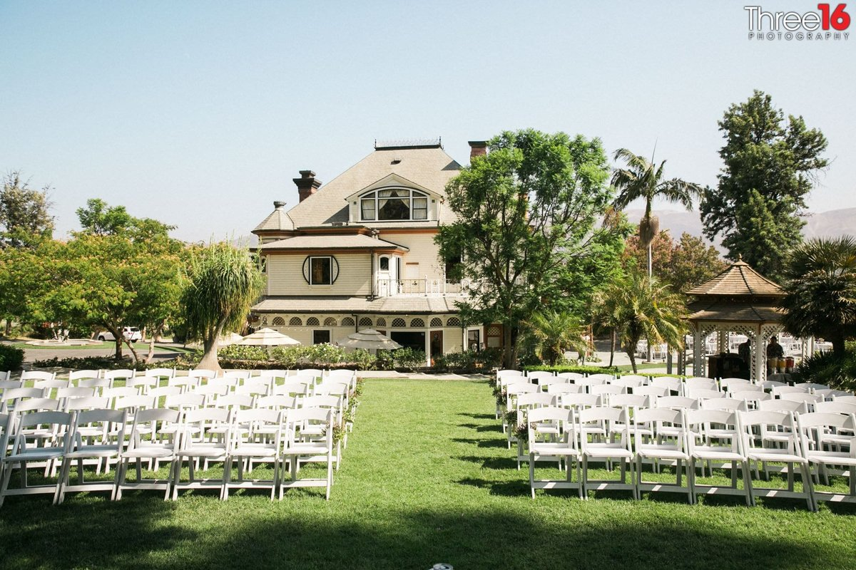 Newhall Mansion Piru California Los Angeles  Wedding Venue Photography Ceremony