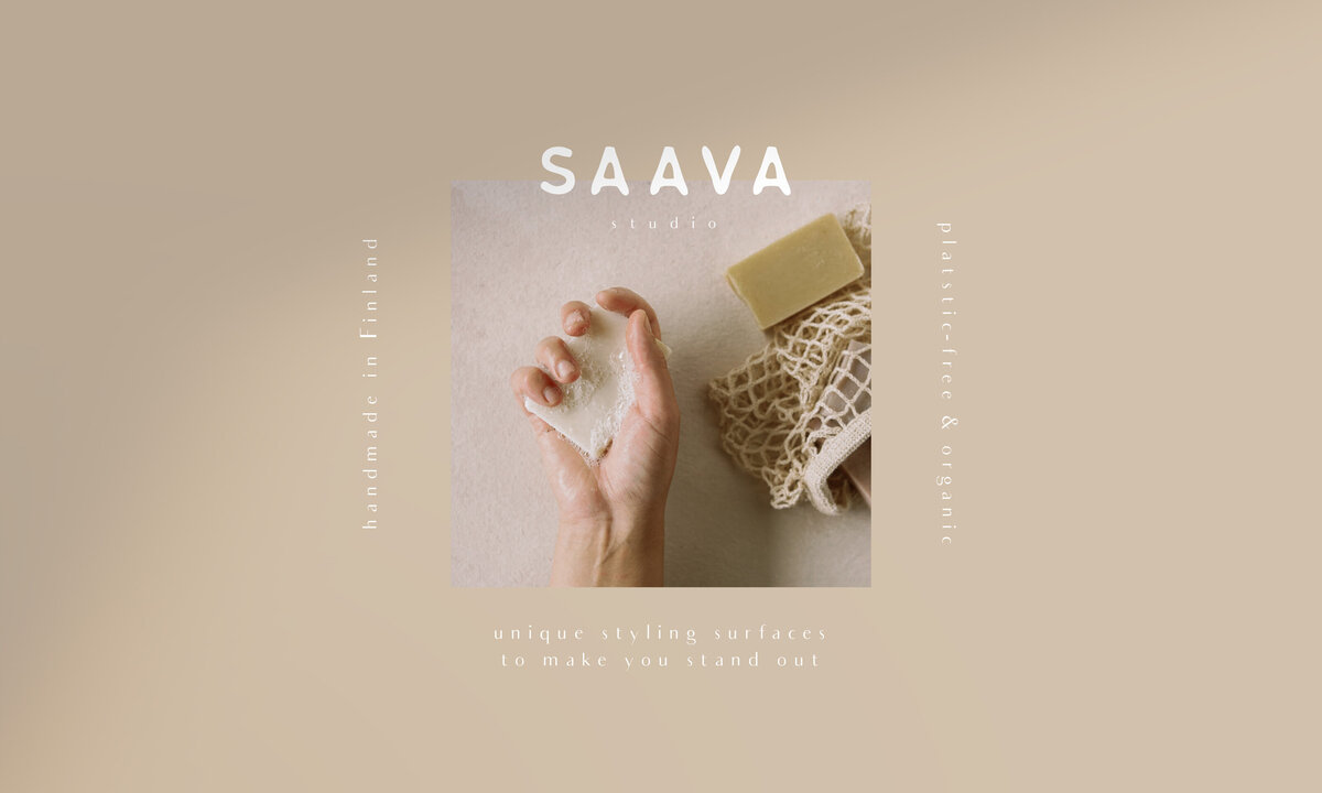 Saava Studio - brand book samples 2 - hnstly