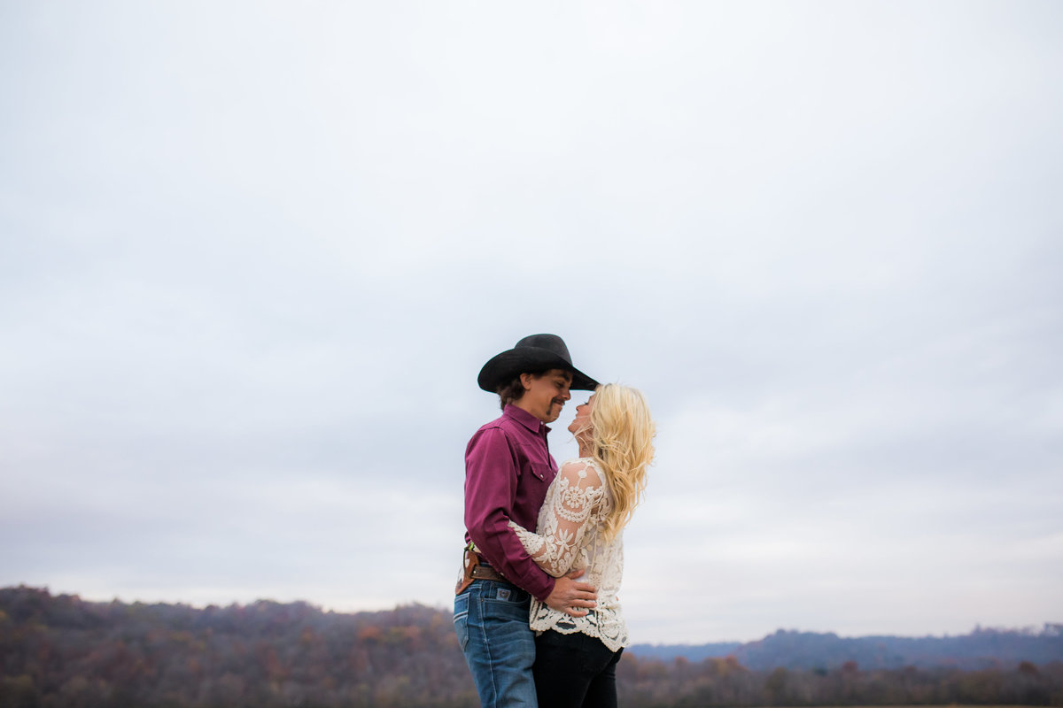 Cowboys Bride - Nashville Weddings - Nashville Wedding Photographer - Nashville Wedding Photographers - Engagement - Ranch Weddings - Ranch engagement Photos - Cowboys and Belles - Denim - Wedding Photographer021