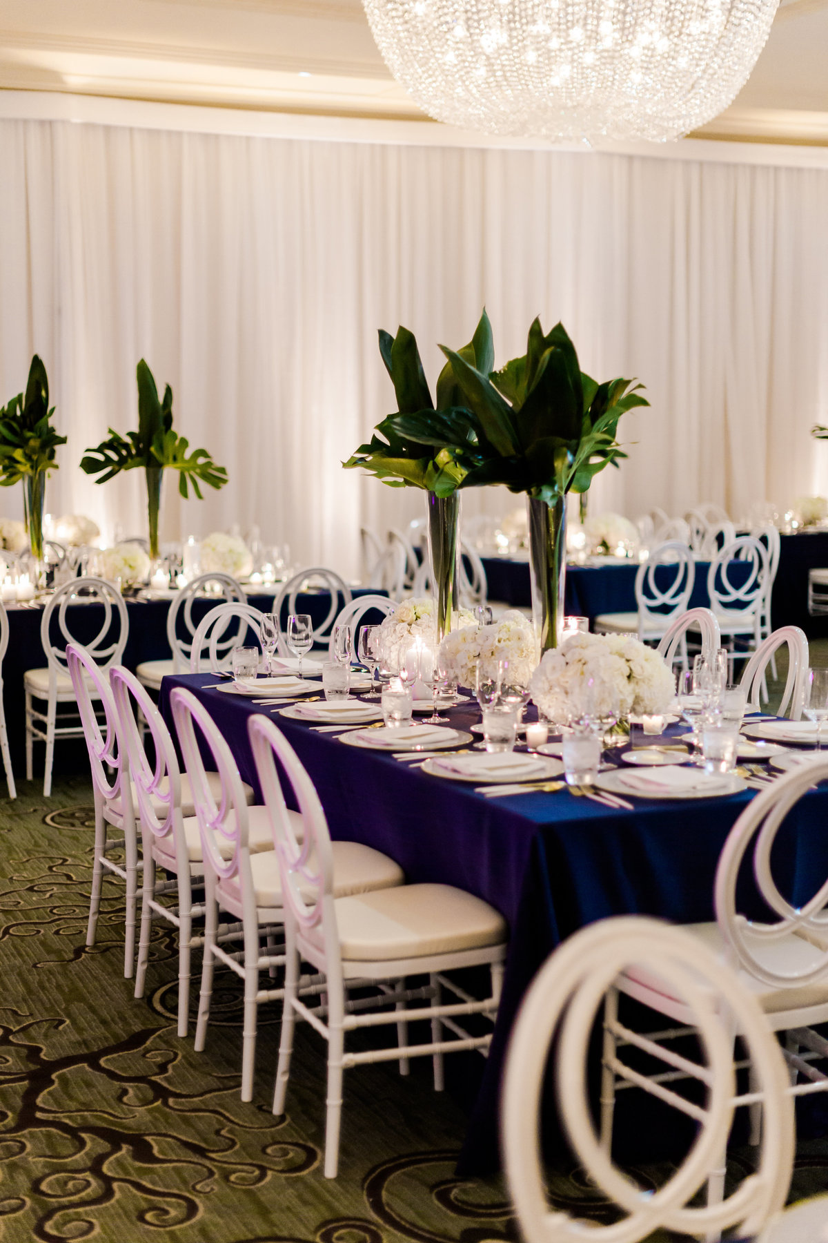 Tropical_Modern_Fairmont_Santa_Monica_Navy_Pink_Wedding_Valorie_Darling_Photography - 107 of 146