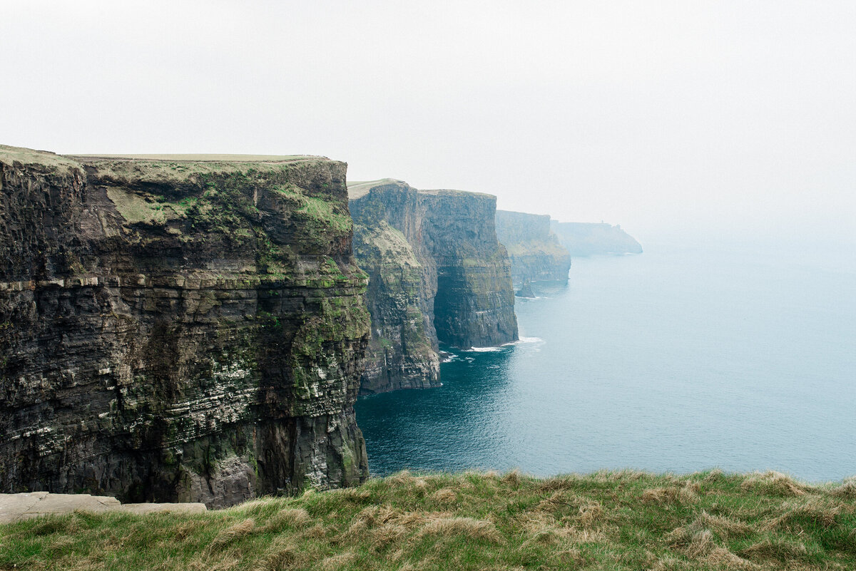 Cliffs of Moher- Chloe Darling Photography