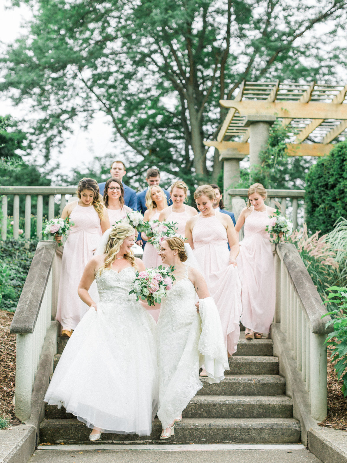 Brides and Bridal Party