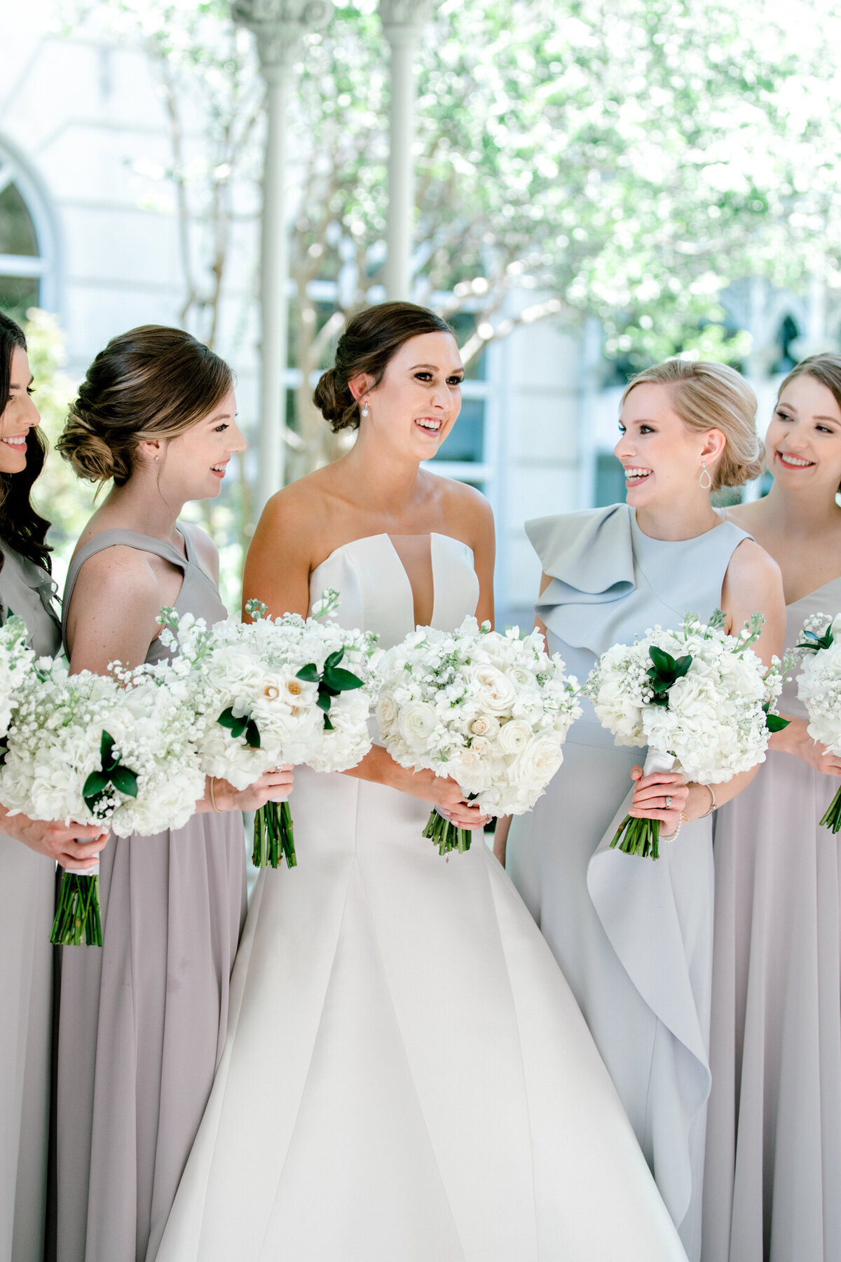 Wedding at the Crescent Court Hotel and Highland Park United Methodist Church in Dallas | Sami Kathryn Photography | DFW Wedding Photographer-71