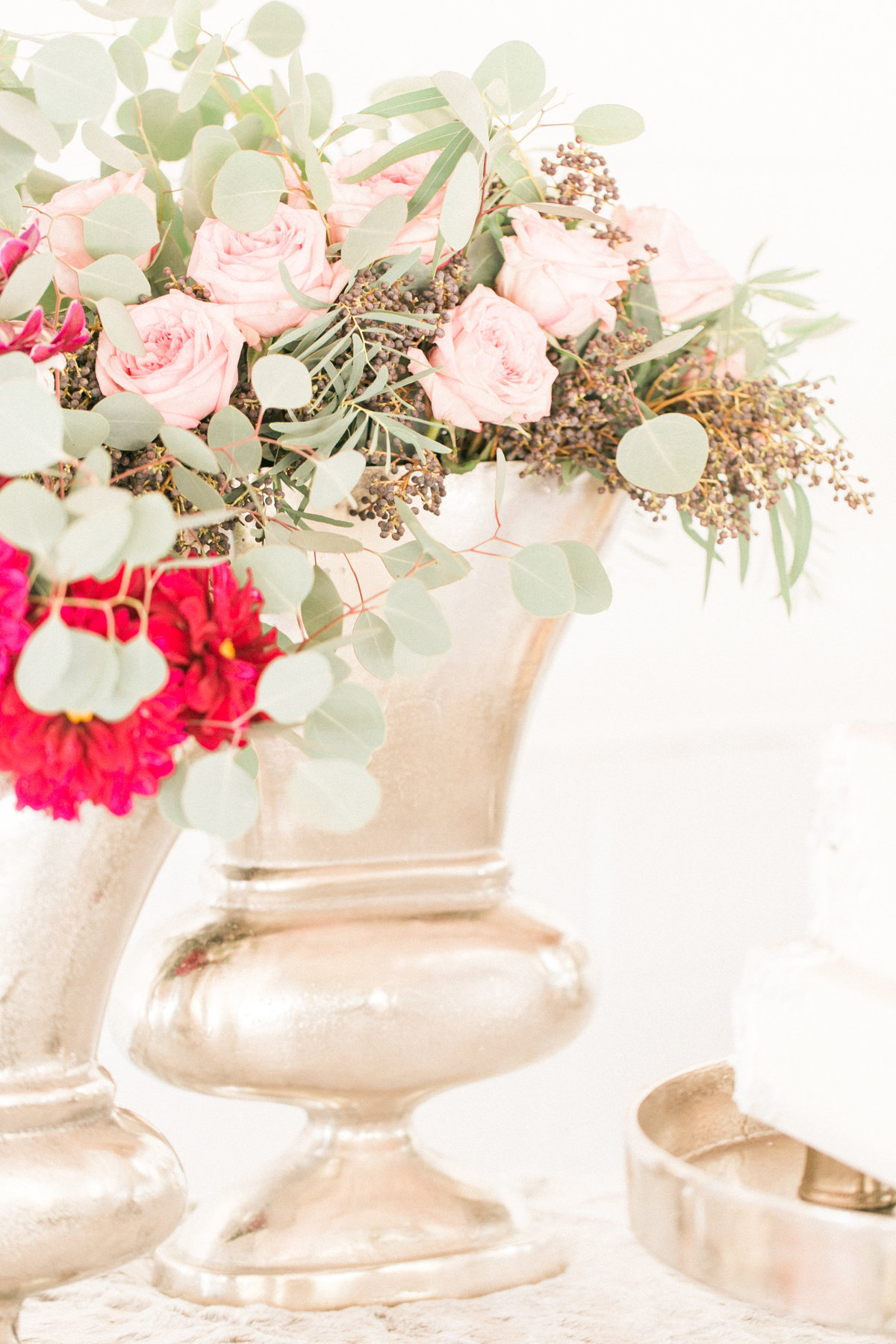 Blush Rose Florals