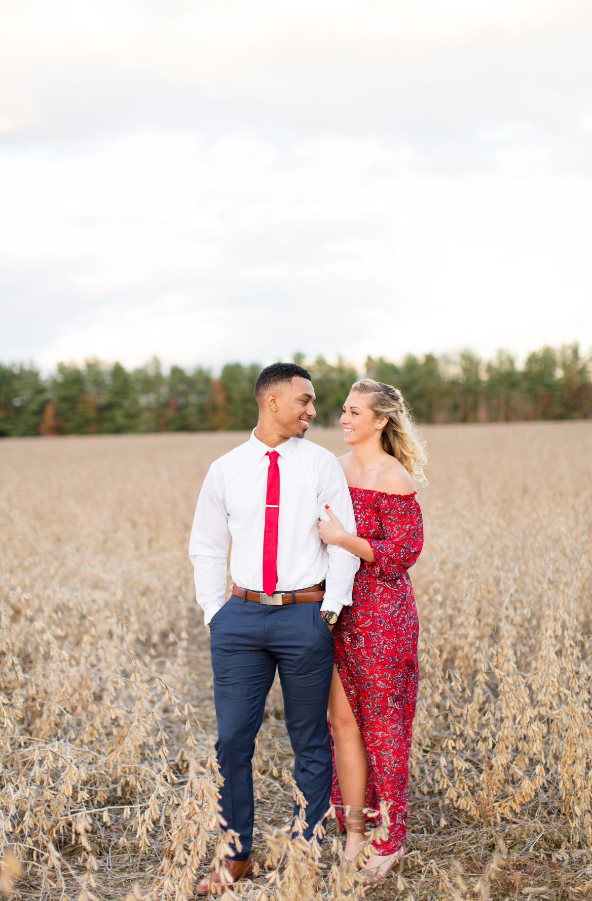 Fredericksburg, Virginia engagement photography by Marie Hamilton Photography