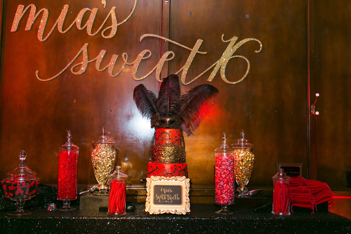 Sweet 16 Birthday Savvy Events Los Angeles Event Planner8