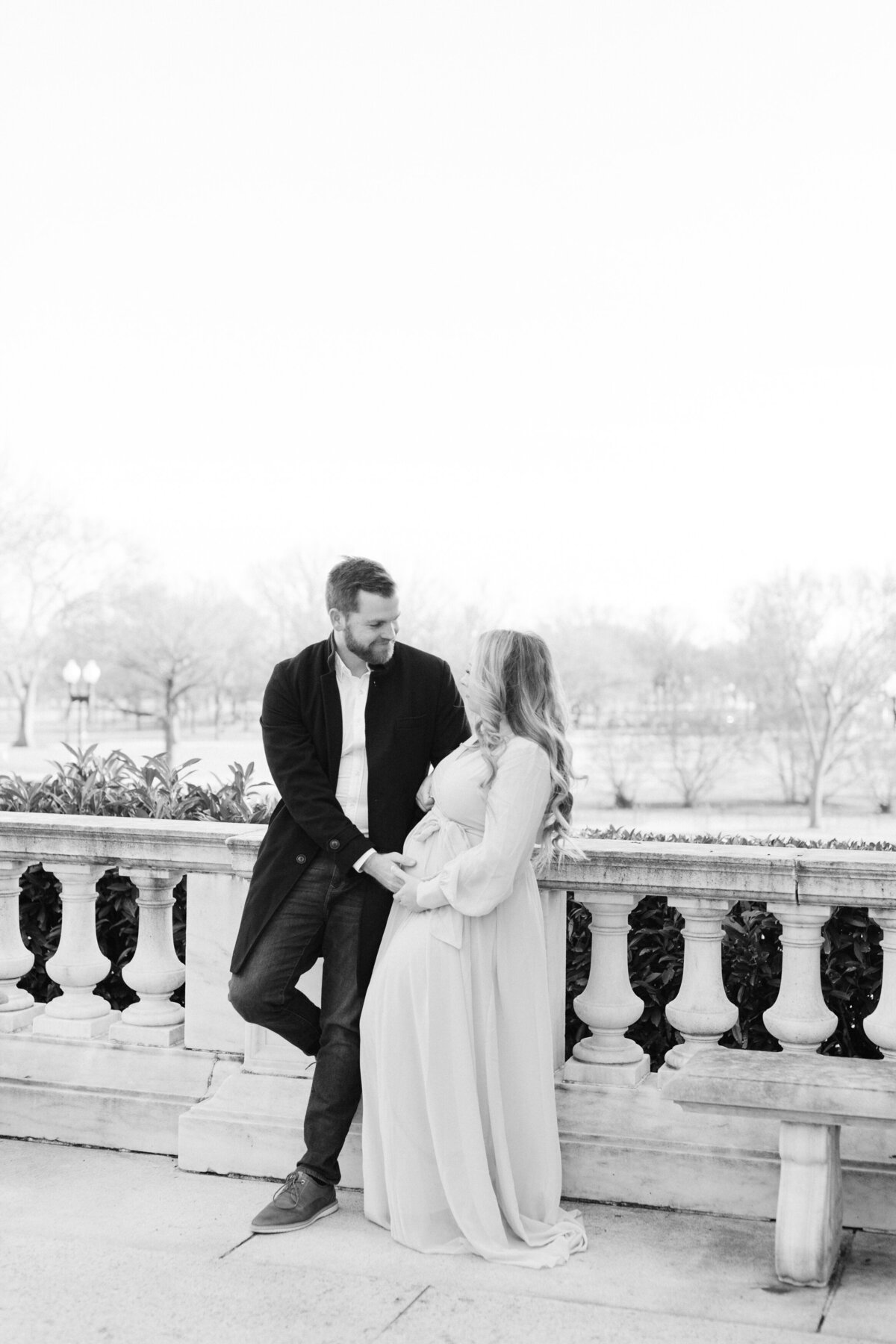 LB Photography | Maternity | Lauren + Marshal | Washington, DC-4