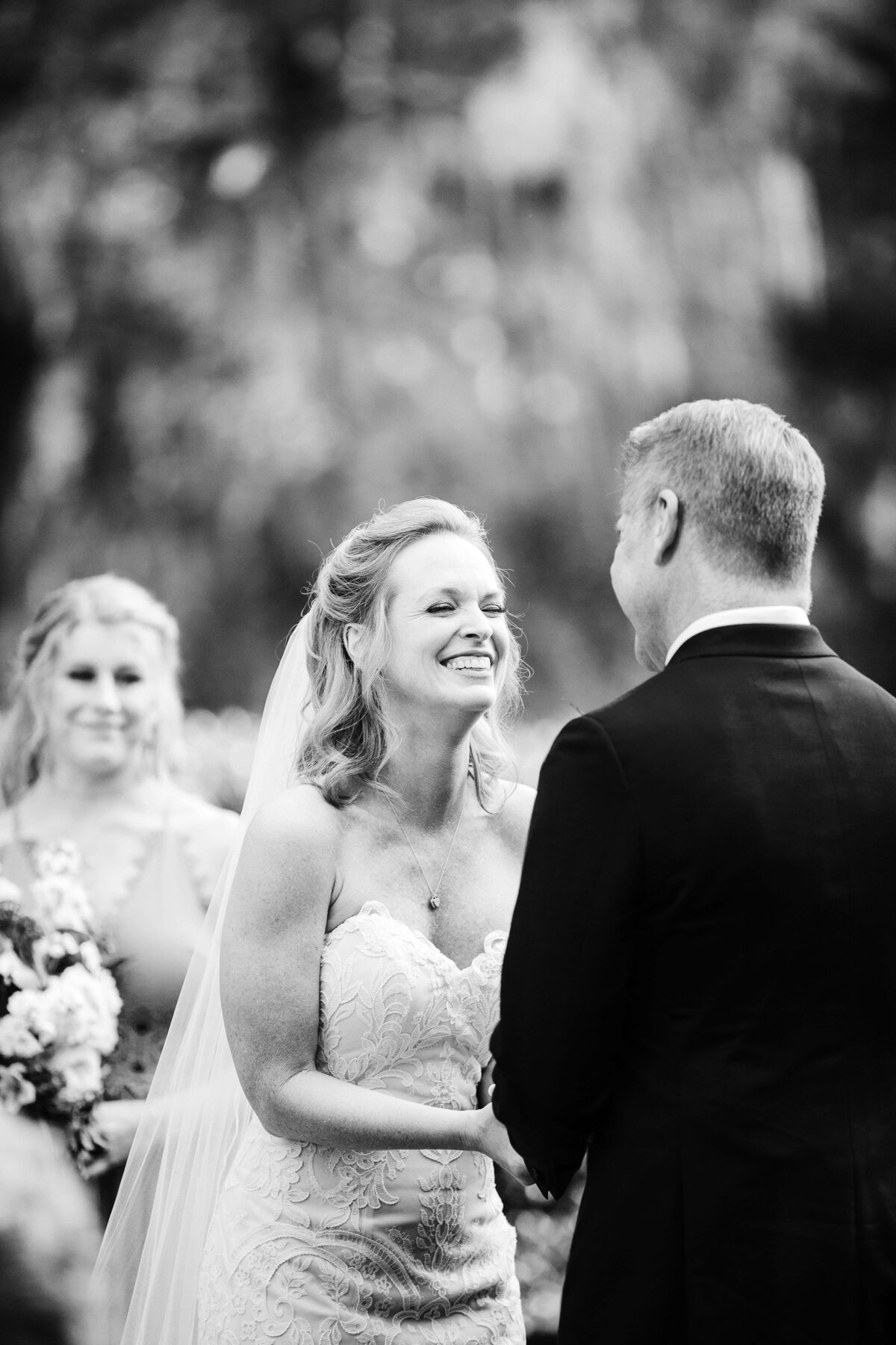 Lauren and Rob's romantic wedding at The Ford Plantation