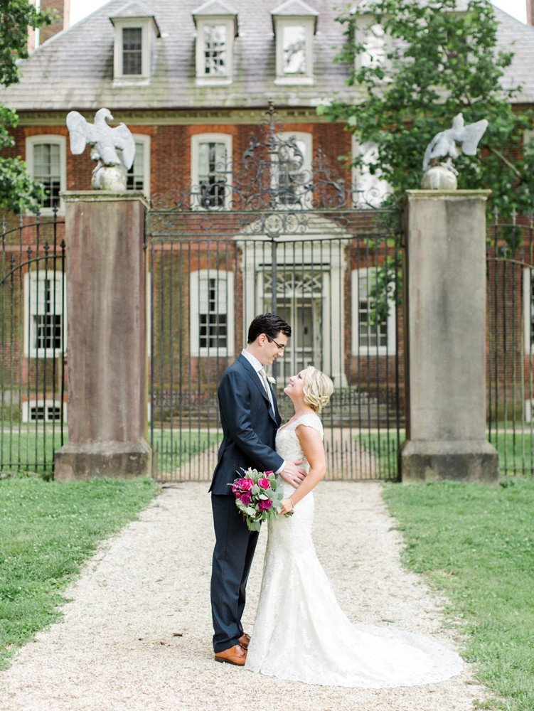 Rebekah Emily Photography Virginia Wedding Photographer Westover Plantation Wedding_0015