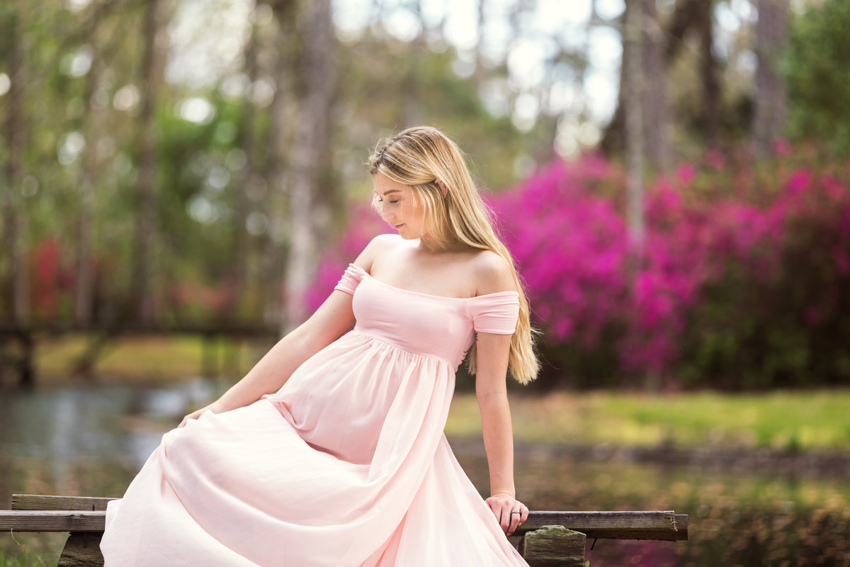 Lake Charles Photographer Maternity
