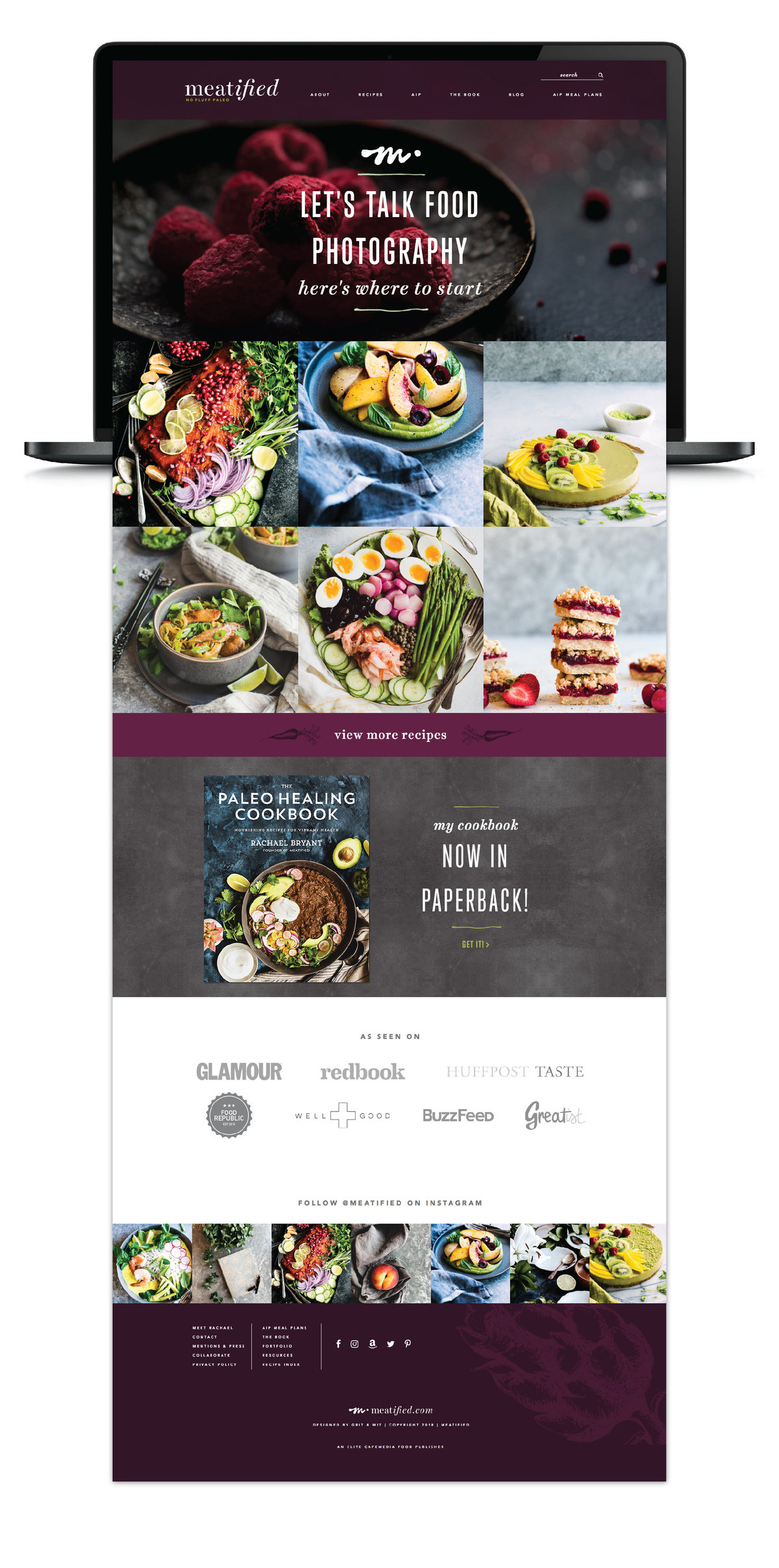 anthem-meatified-website