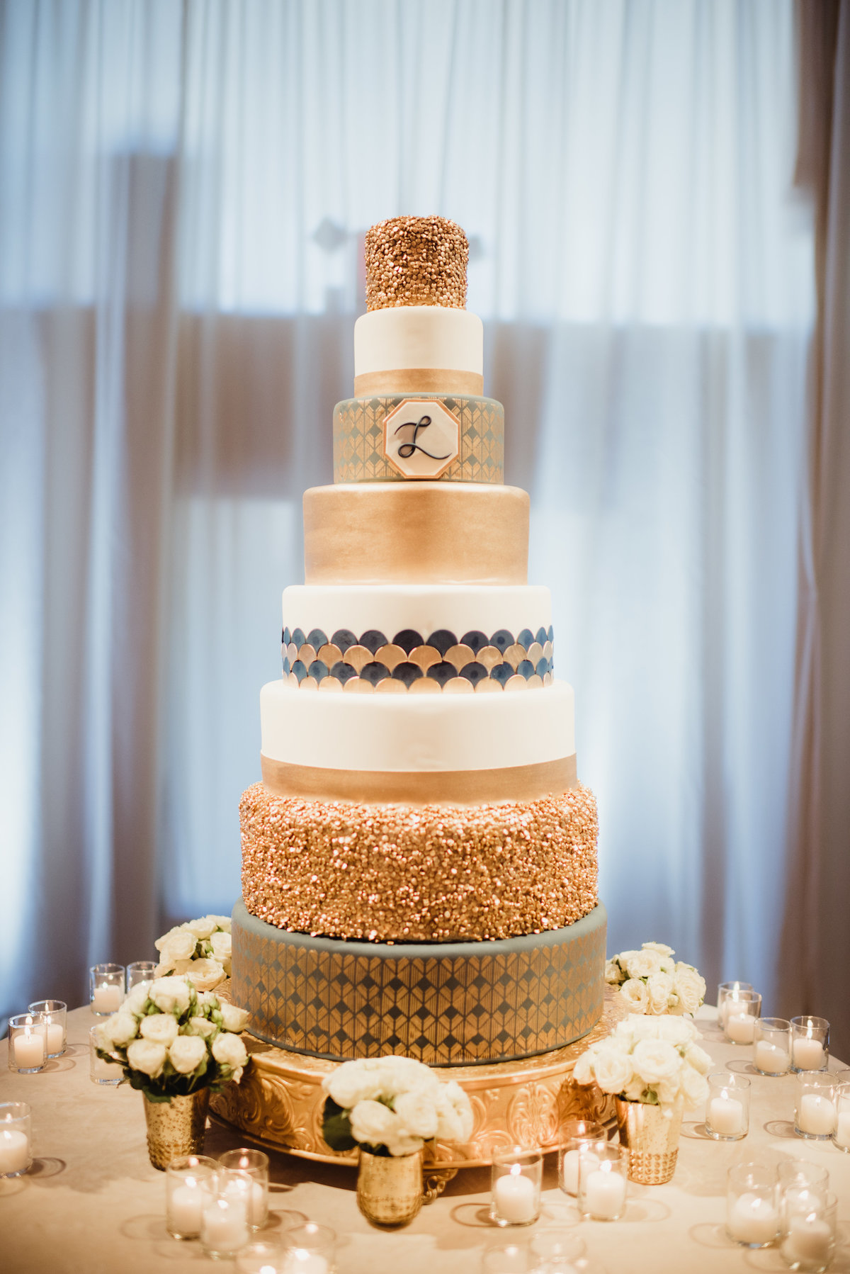 wedding cake, tiered wedding cake