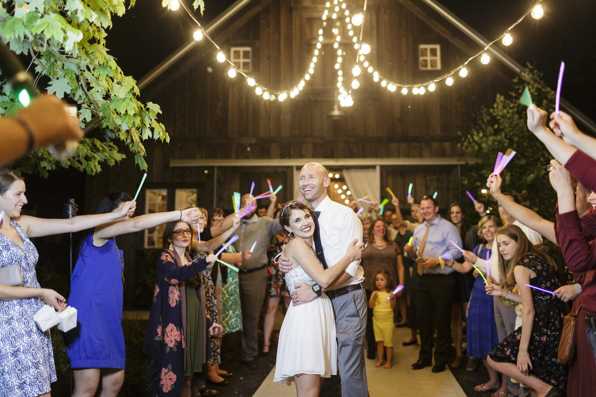 The Barn at Kennedy Farm Wedding | Erika Brown Photography-79