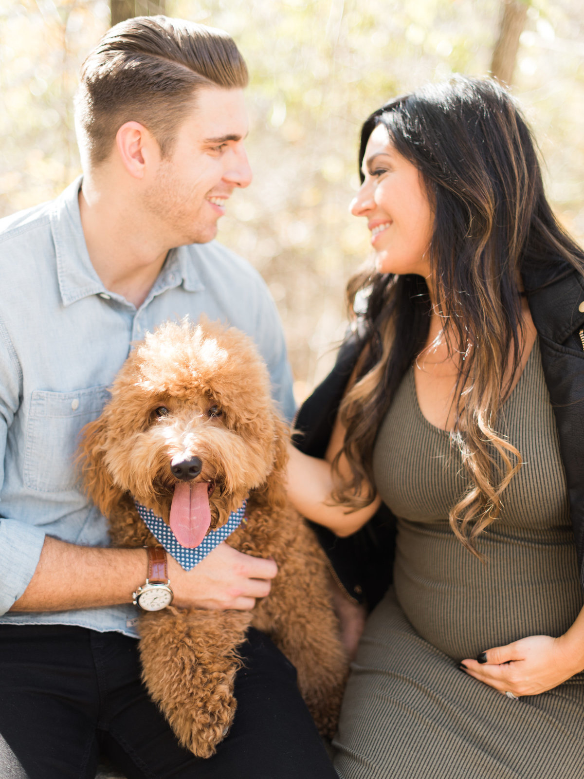 Courtney Hanson Photography - Trendy Dallas Maternity Session-2484