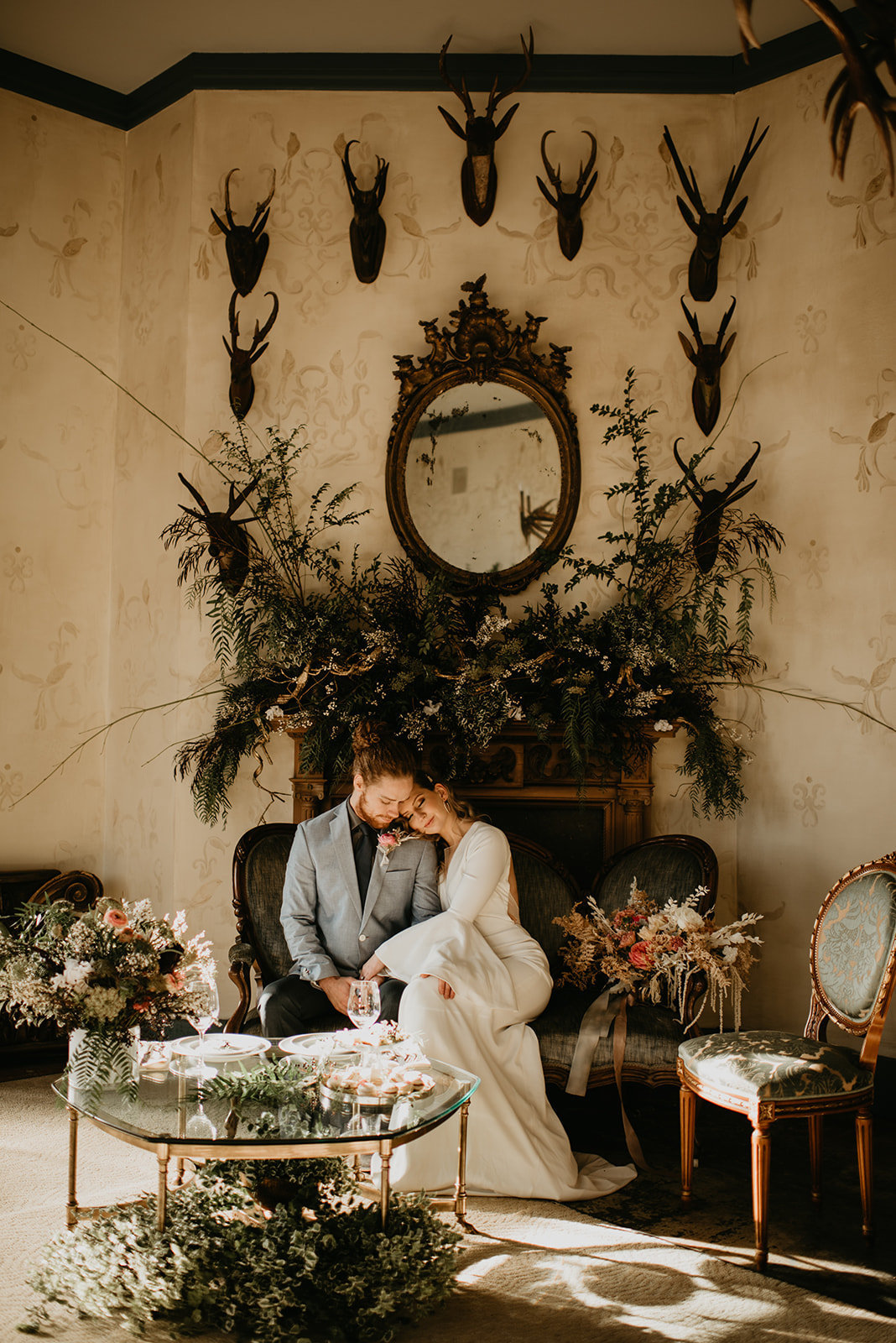 Britty + Beau - Elopement - The Ruins_ Seattle_ WA - Kamra Fuller Photography - Runaway With Me Elopement Collective-196