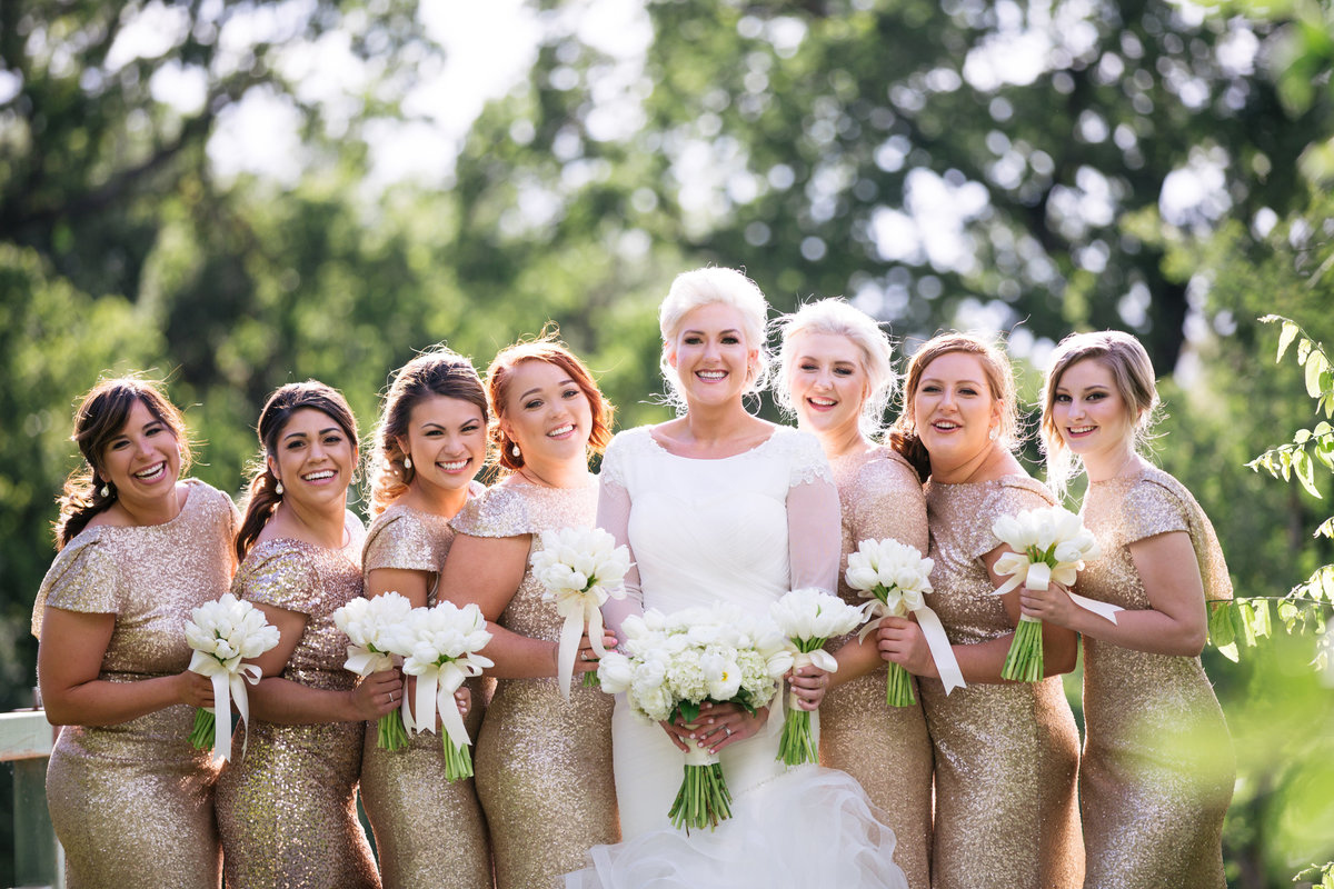Sacramento Bridesmaids photos