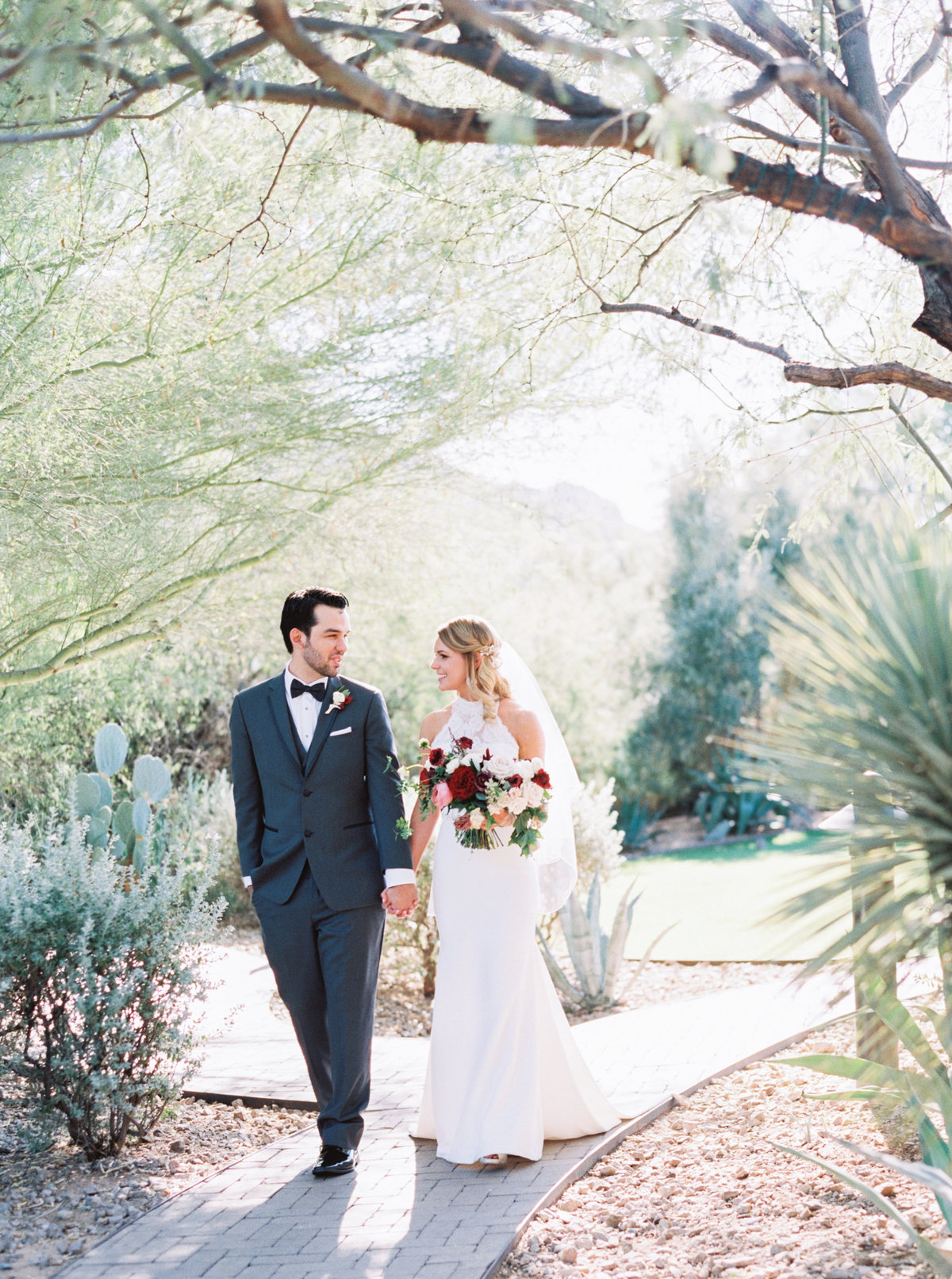 El Chorro Scottsdale Wedding - Mary Claire Photography-33
