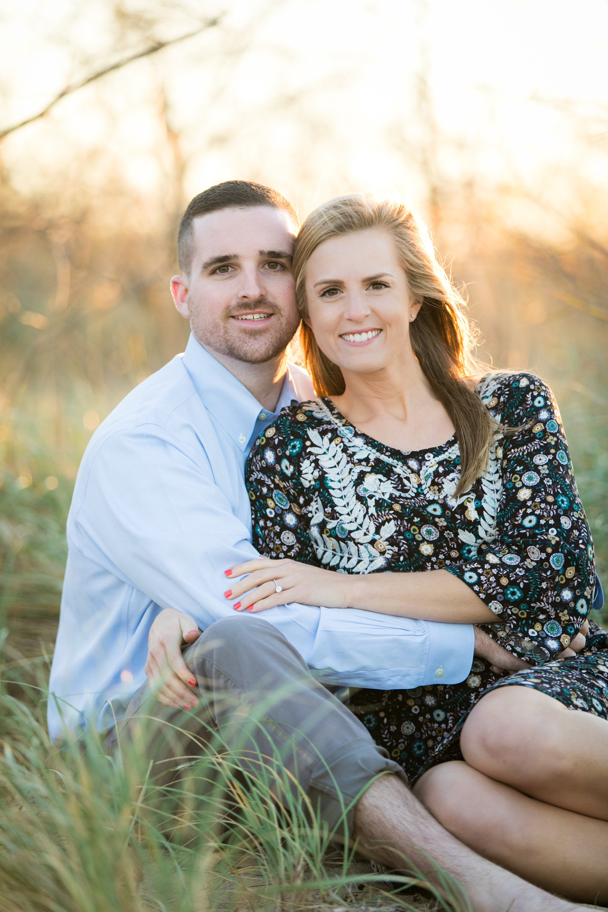 Terrapin-Park-Beach-Engagement-Photos