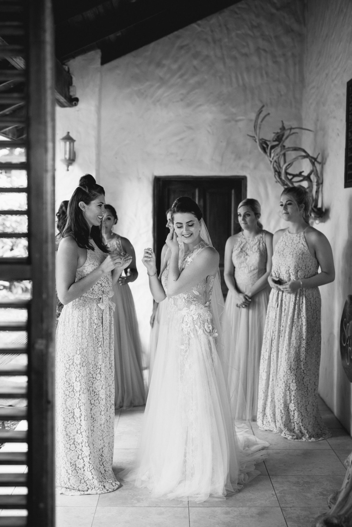 Cap Maison St Lucia Destination Wedding - 058