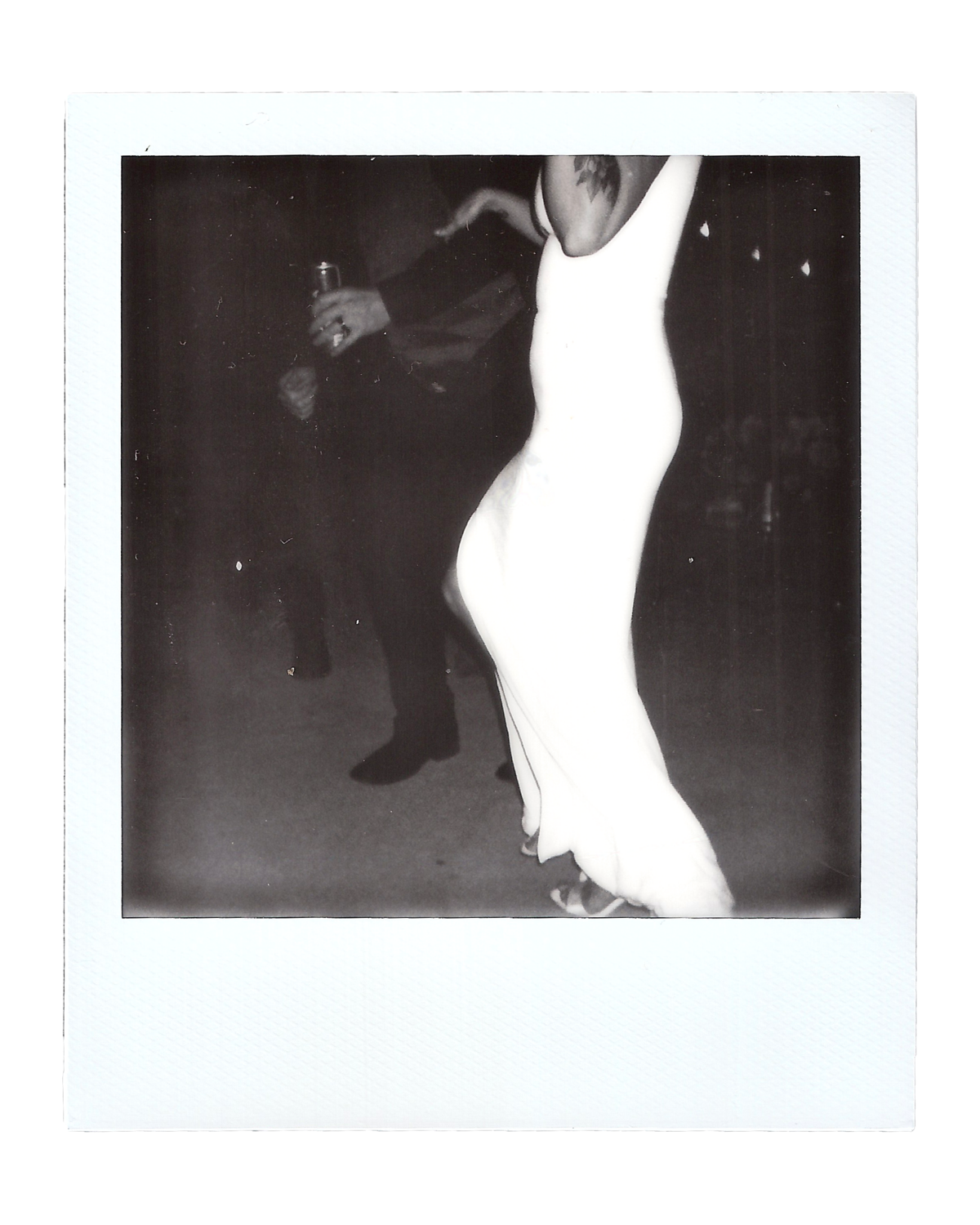 Laura + Brett | Backyard Wedding Polaroids00022