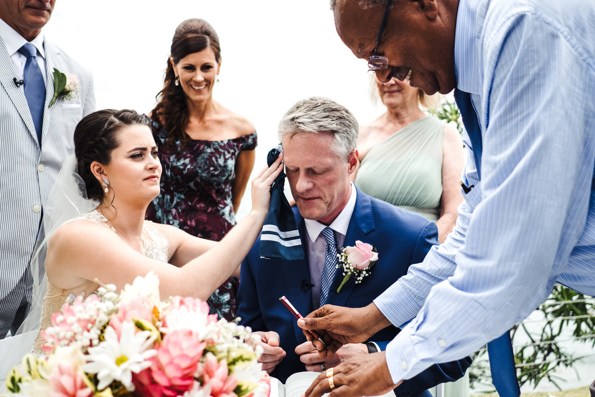 Cap Maison St Lucia Destination Wedding - 134