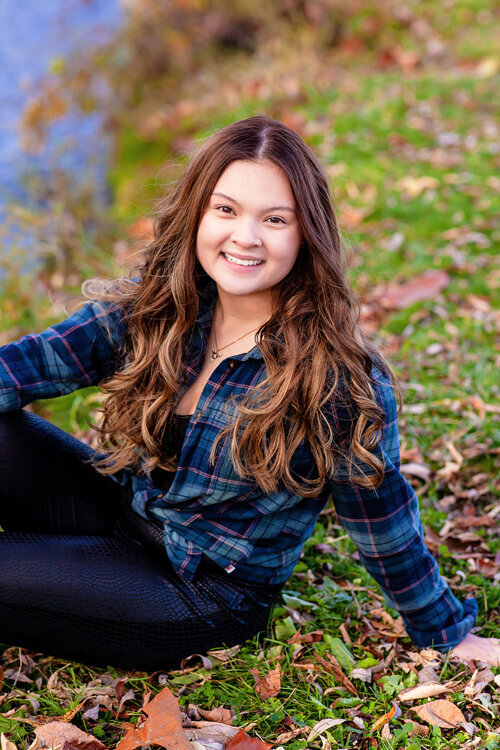 fall senior photos plymouth northville michigan pictures