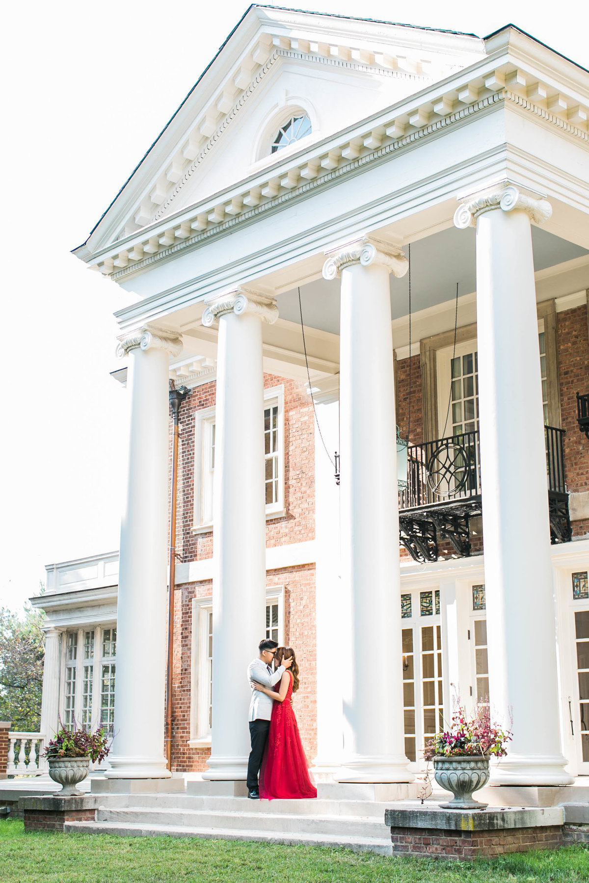 Strathmore Mansion Baltimore Maryland engagement wedding photographer