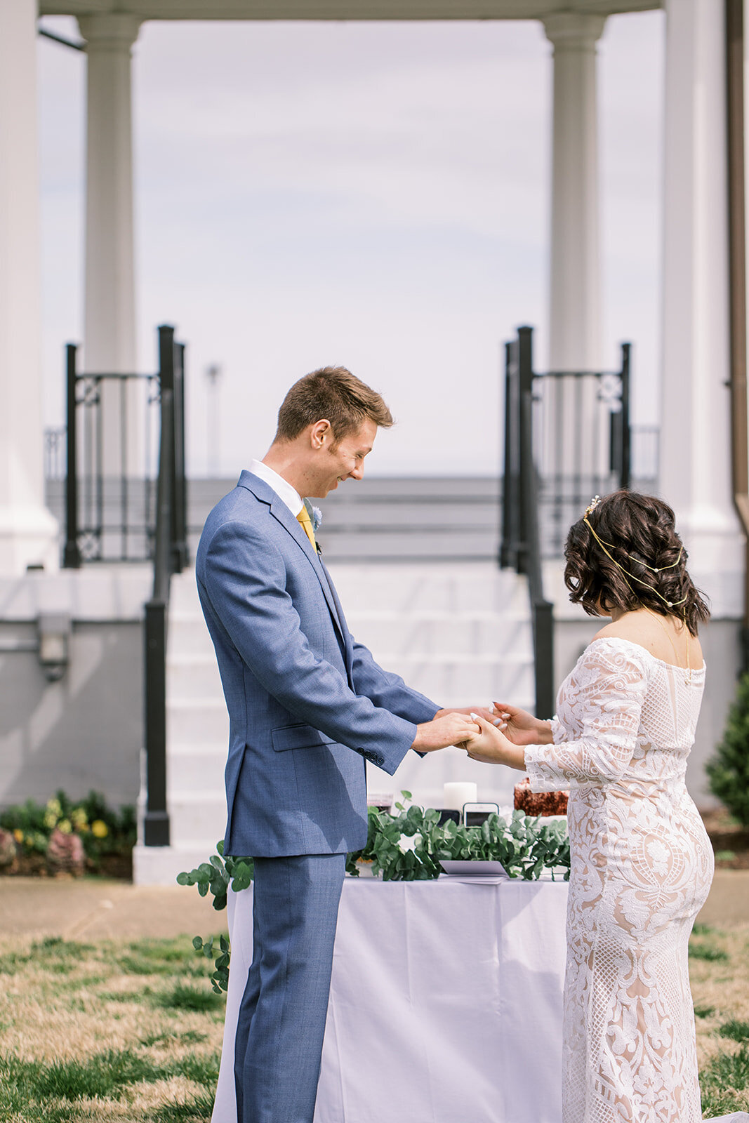 Virginia Elopement Photography Richmond Virginia Intimate Wedding 10