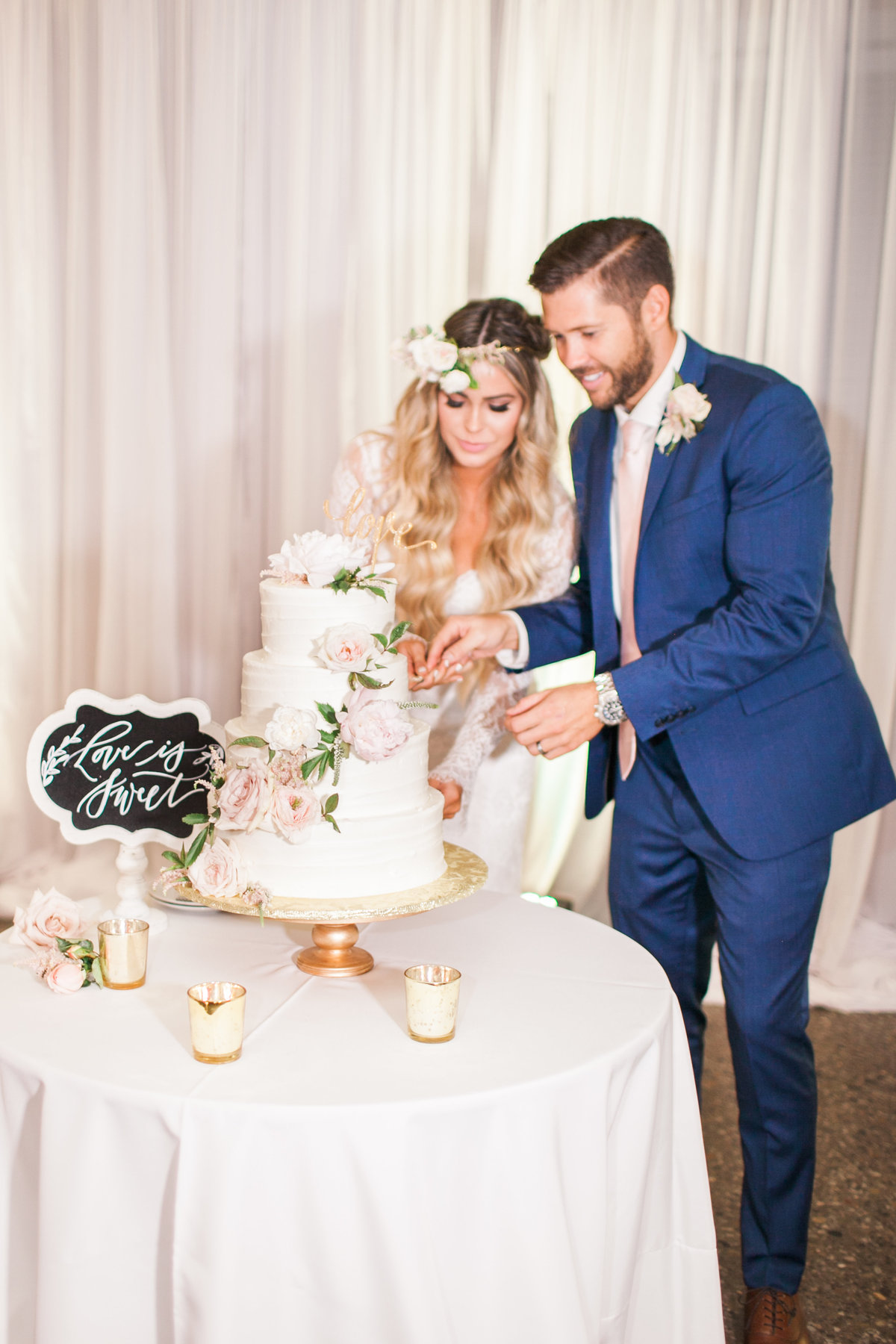 Las Vegas Wedding - Mary Claire Photography-1