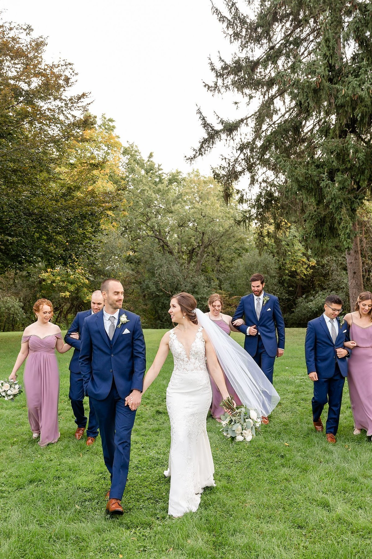 Romantic Windermere Manor Wedding | Dylan and Sandra Photography 071