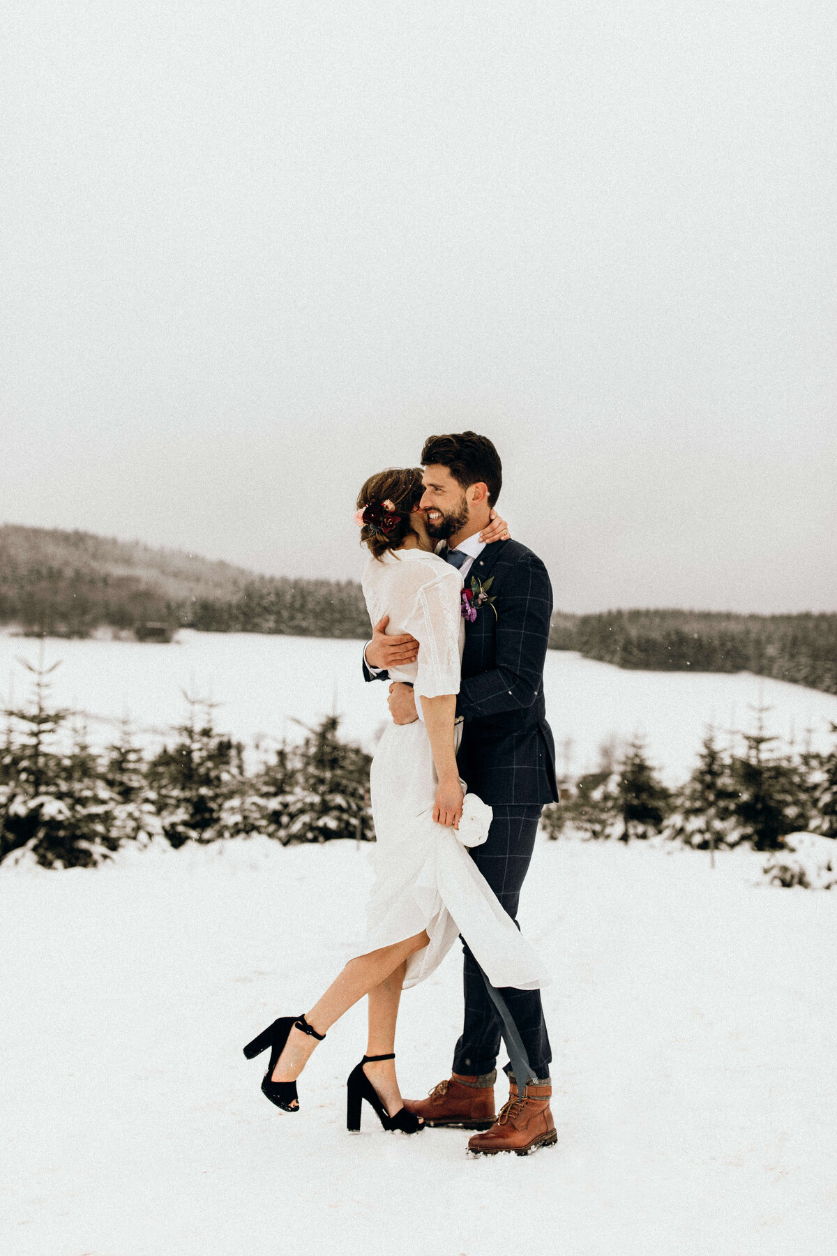 Styled Shoot - Winter Wonderland - Duitsland - 2019 3022