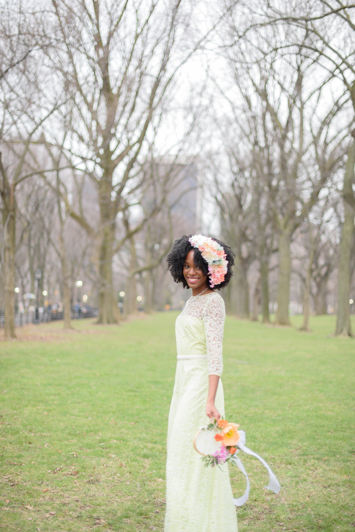 Central Park Wedding Photographer | Bridal Style Inspiration 18