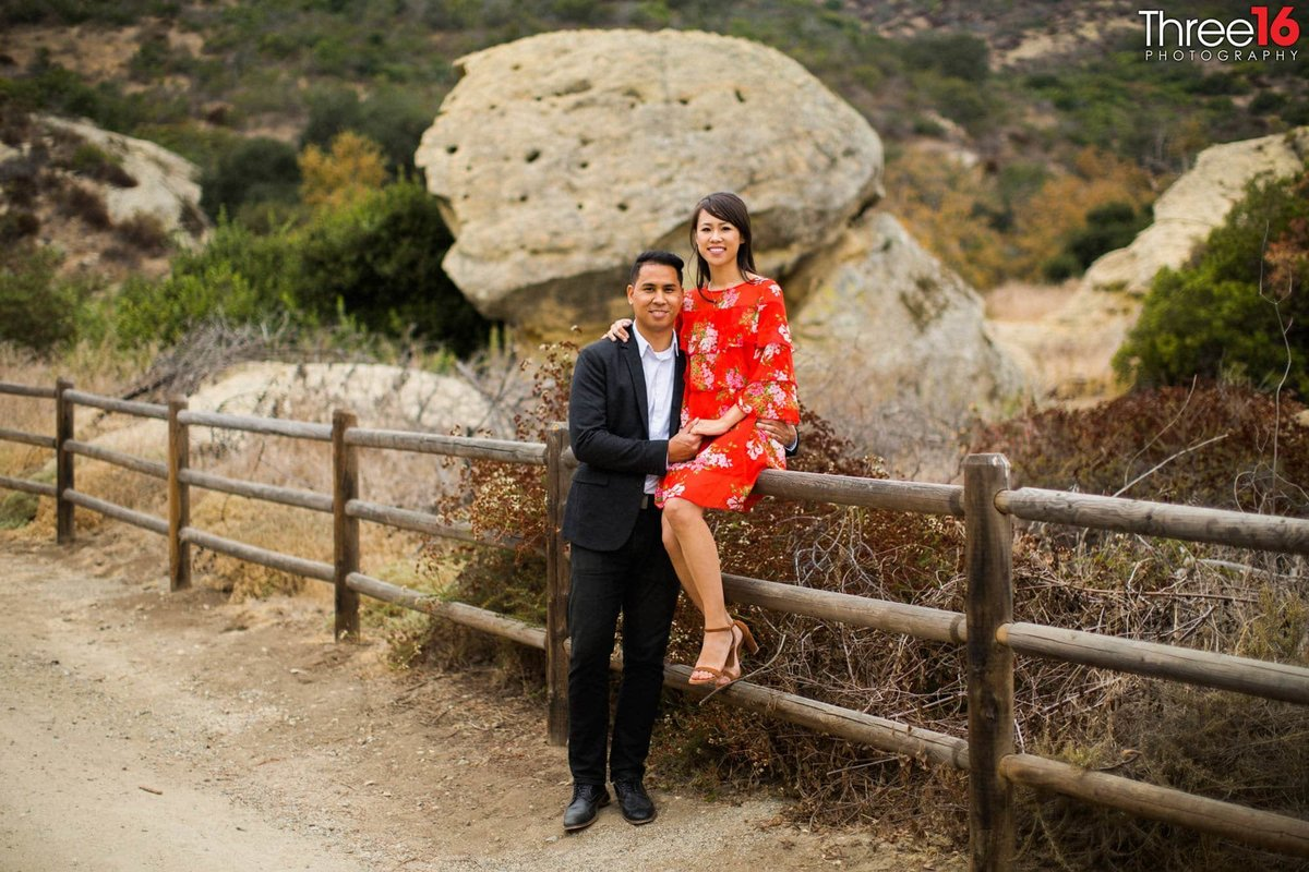 Laguna Coast Wilderness Park Engagement Orange County Weddings_2