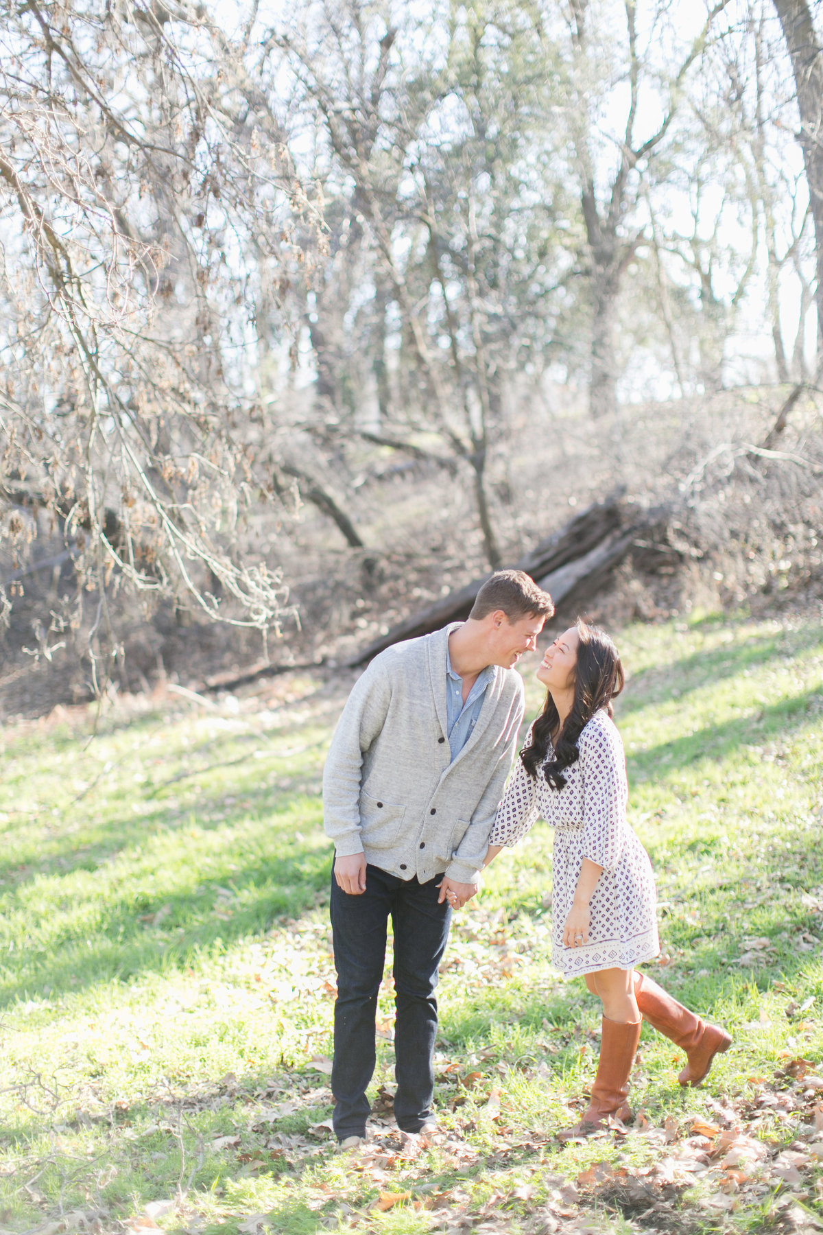 Jenny & Andrew Winter Engagement on Film  {Destination Film Wedding Photographer}  | Katie Schoepflin Photography04