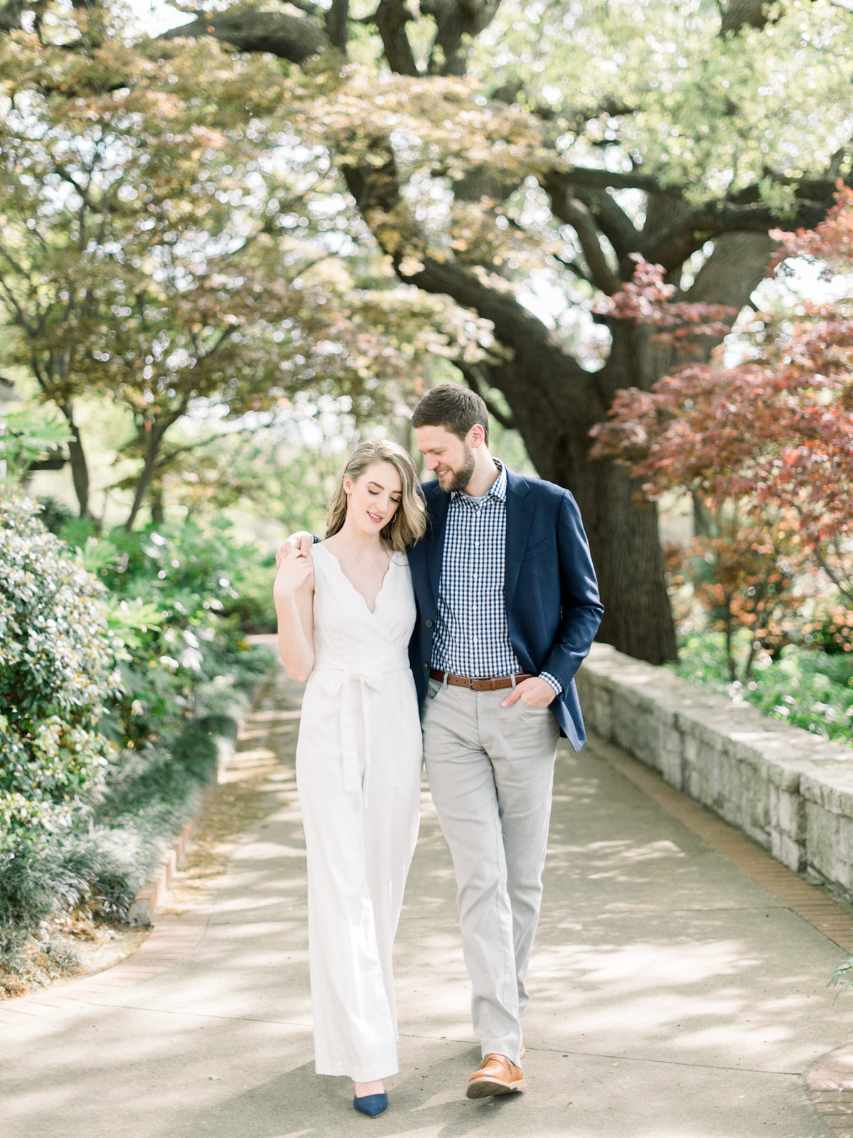 Courtney Hanson Photography - Dallas Spring Engagement Photos at Dallas Arboretum-2741