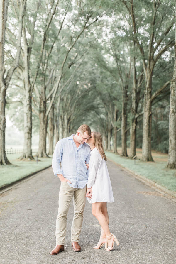 tree-lined-street-engagement-photo