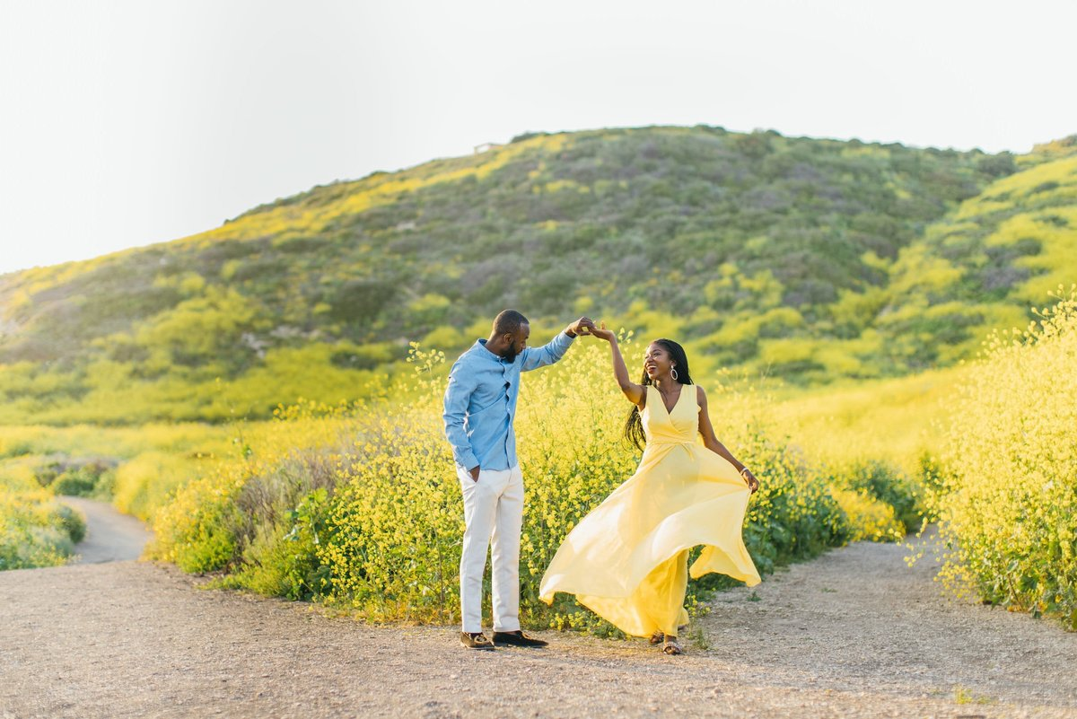 engagement photo locations in los angeles