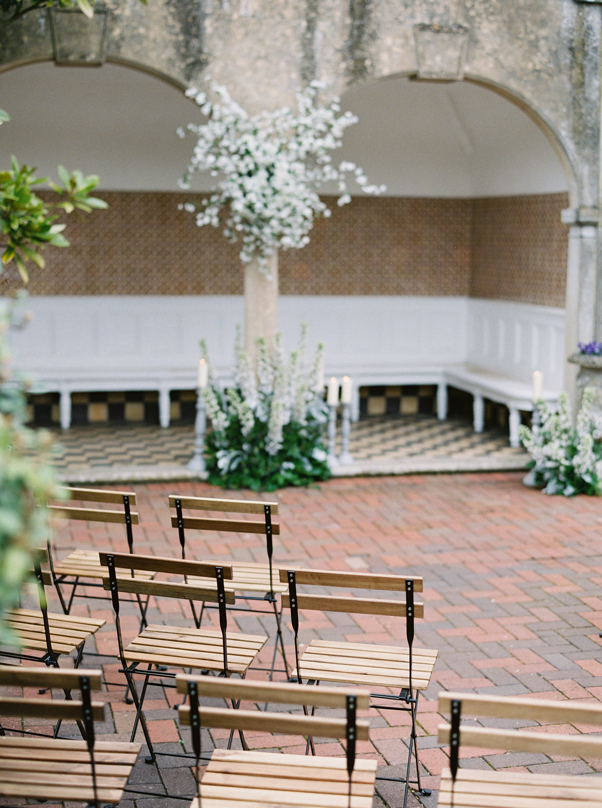 Four Seasons Hampshire Wedding
