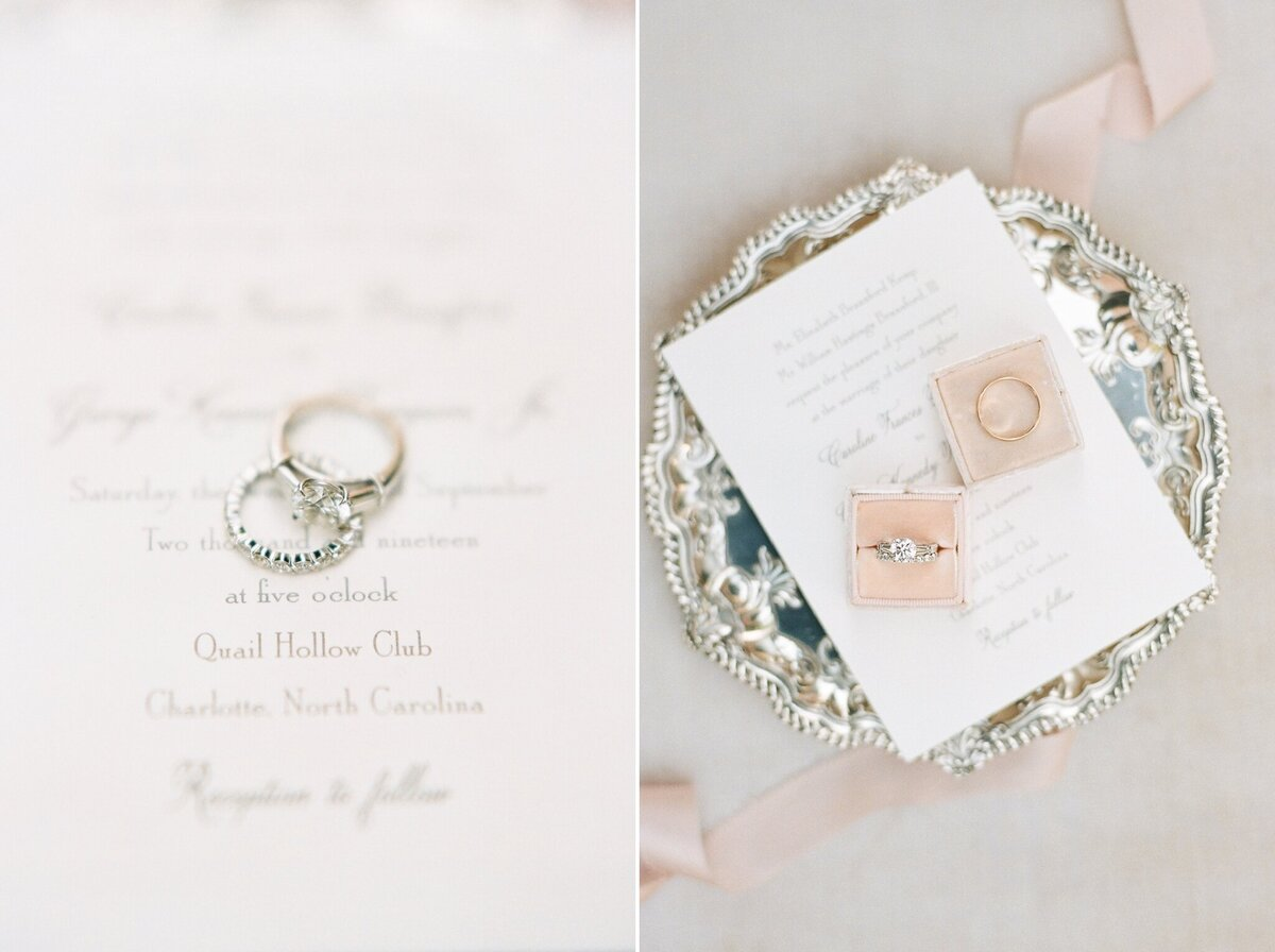 Quail Hollow Country Club Wedding 2