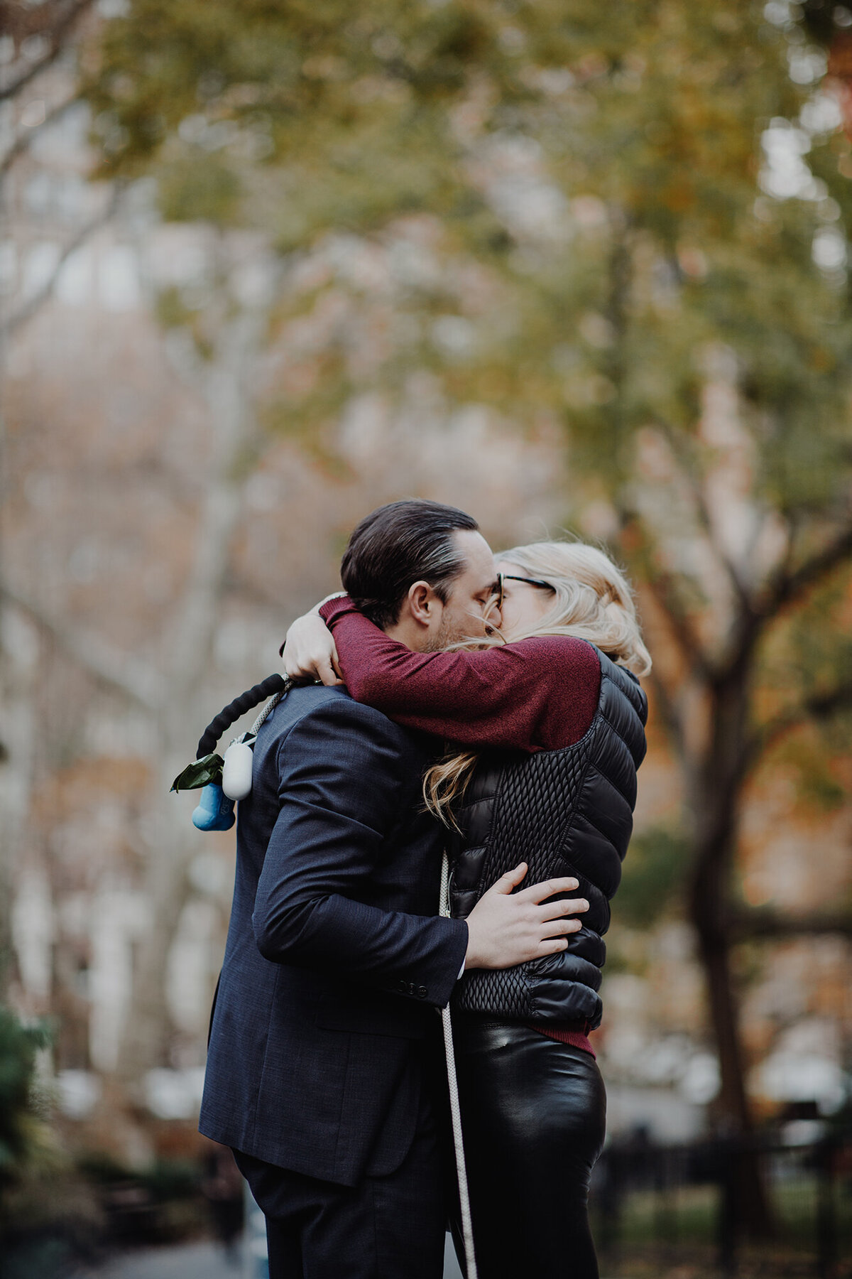Madison Square Park Proposal Photo